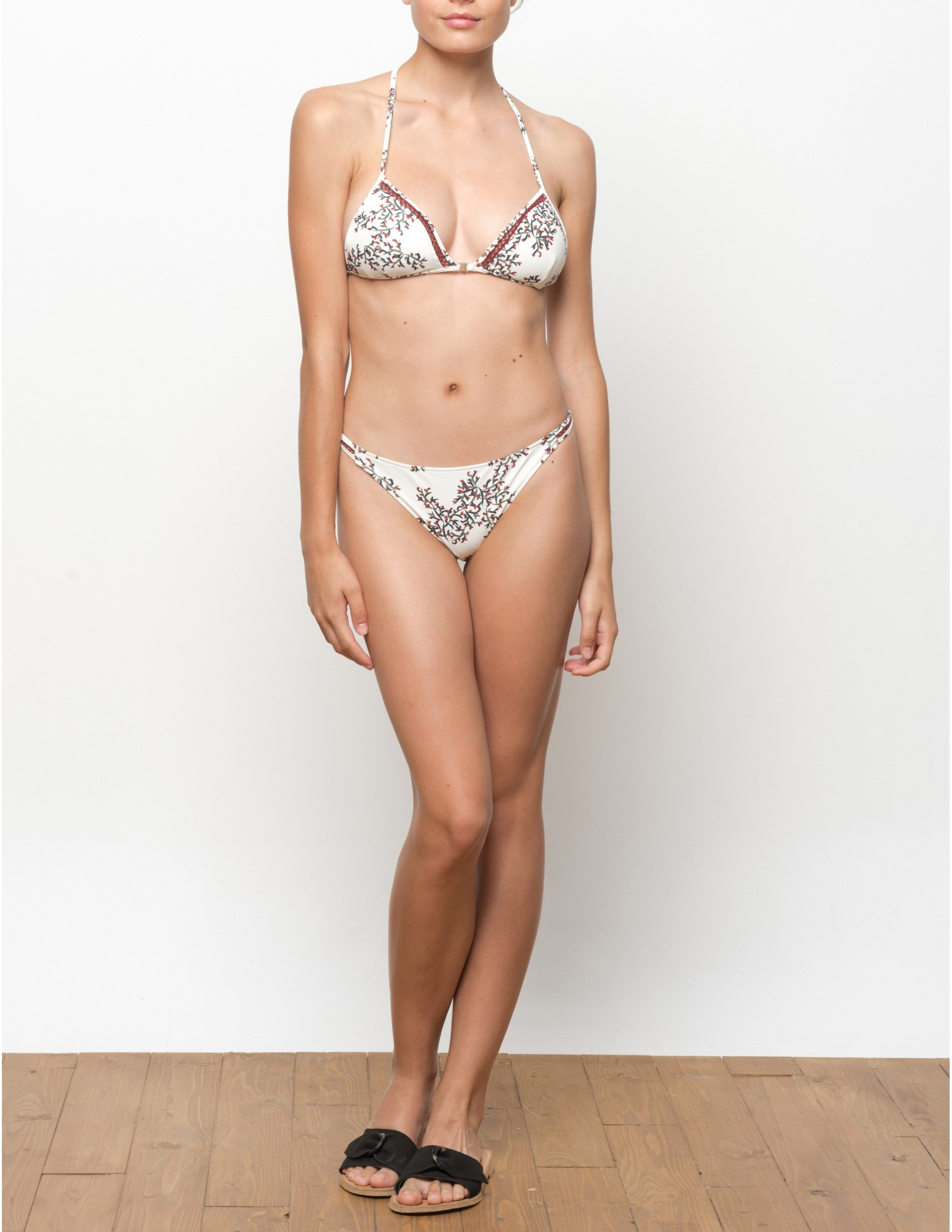 ANAMUR bikini top - ACACIA