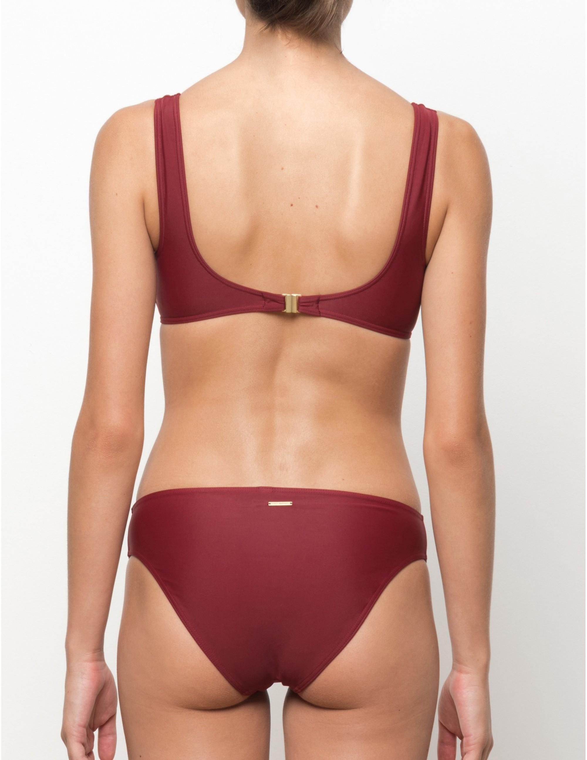 SONGO bikini top - MASAAI