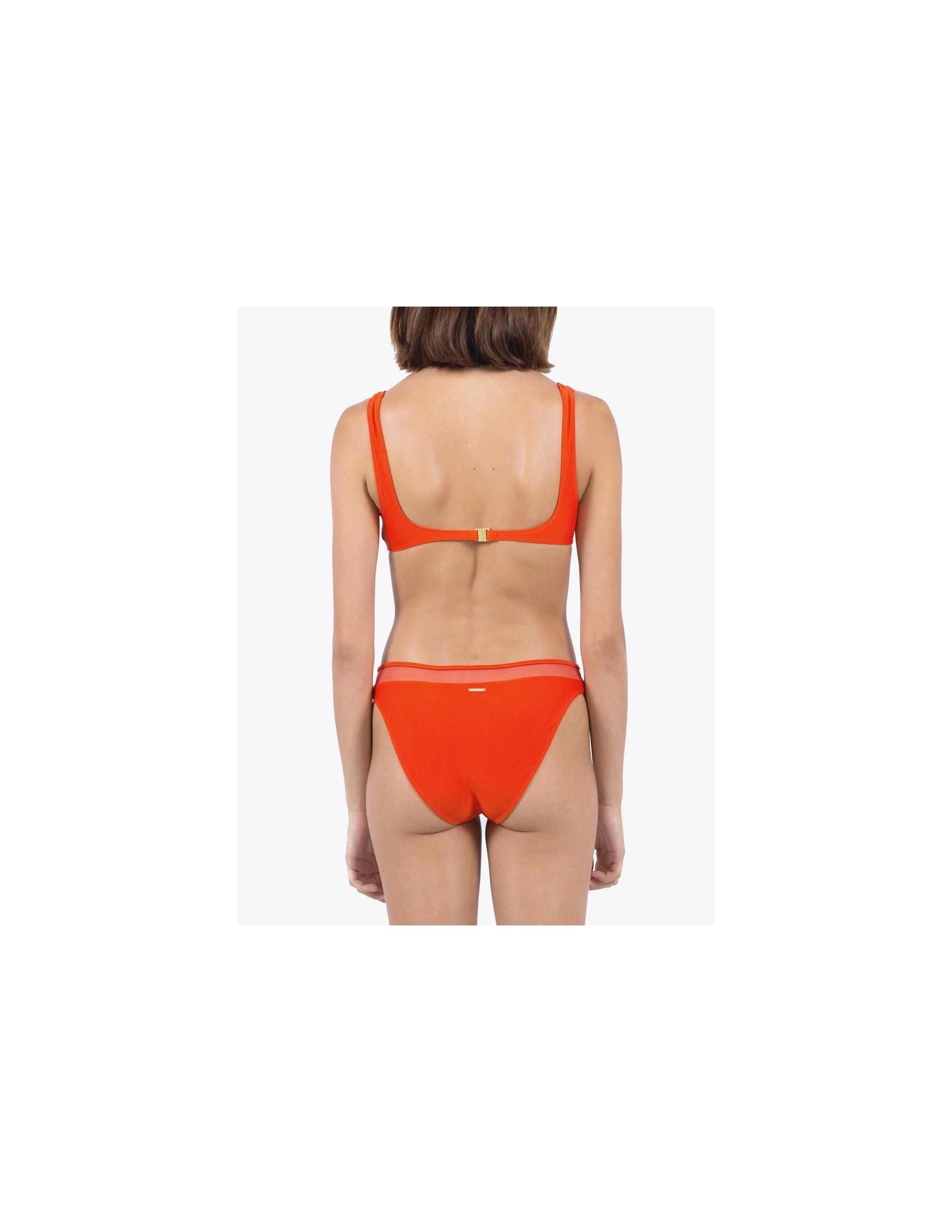 JAZ bikini bottom - CHARACTER RED