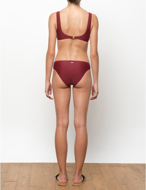 VAI High waist bikini bottom - MASAAI - RESET PRIORITY