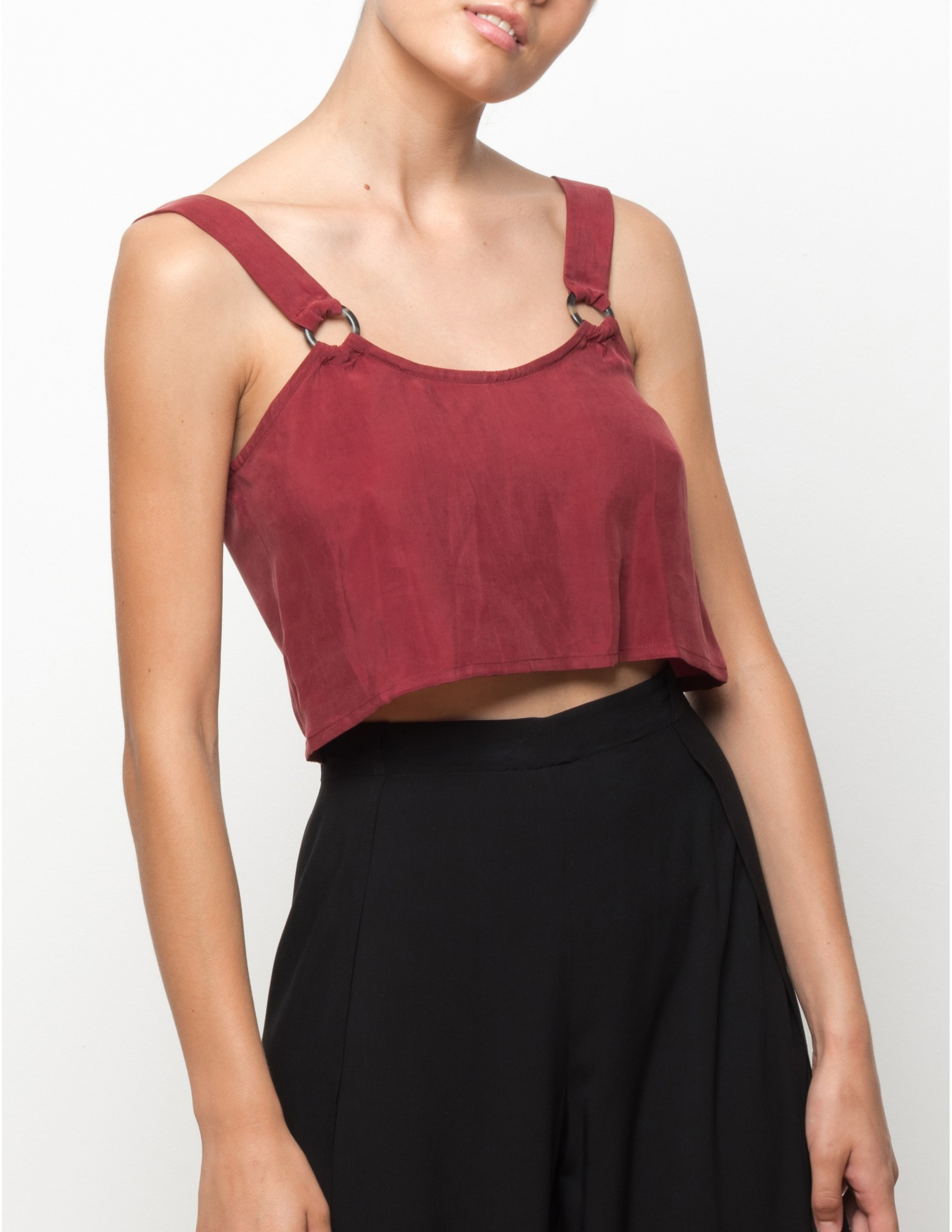 BAWI crop top - MASAAI