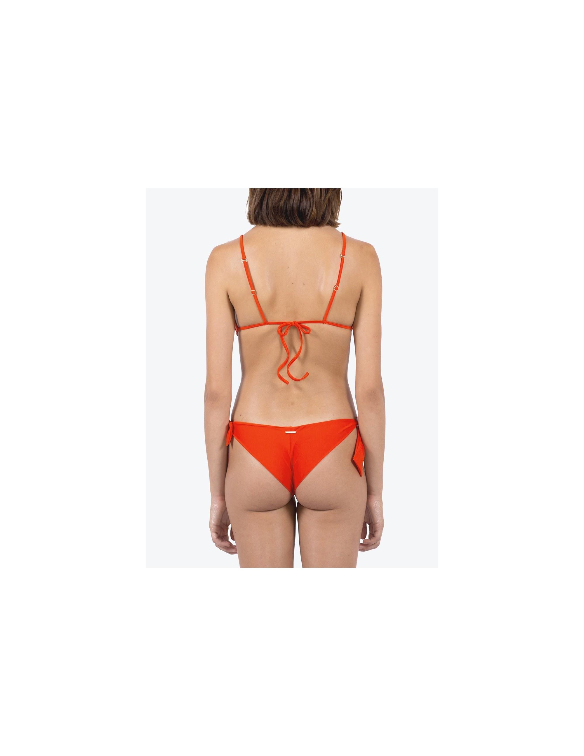 JAZ bikini top - CHARACTER RED