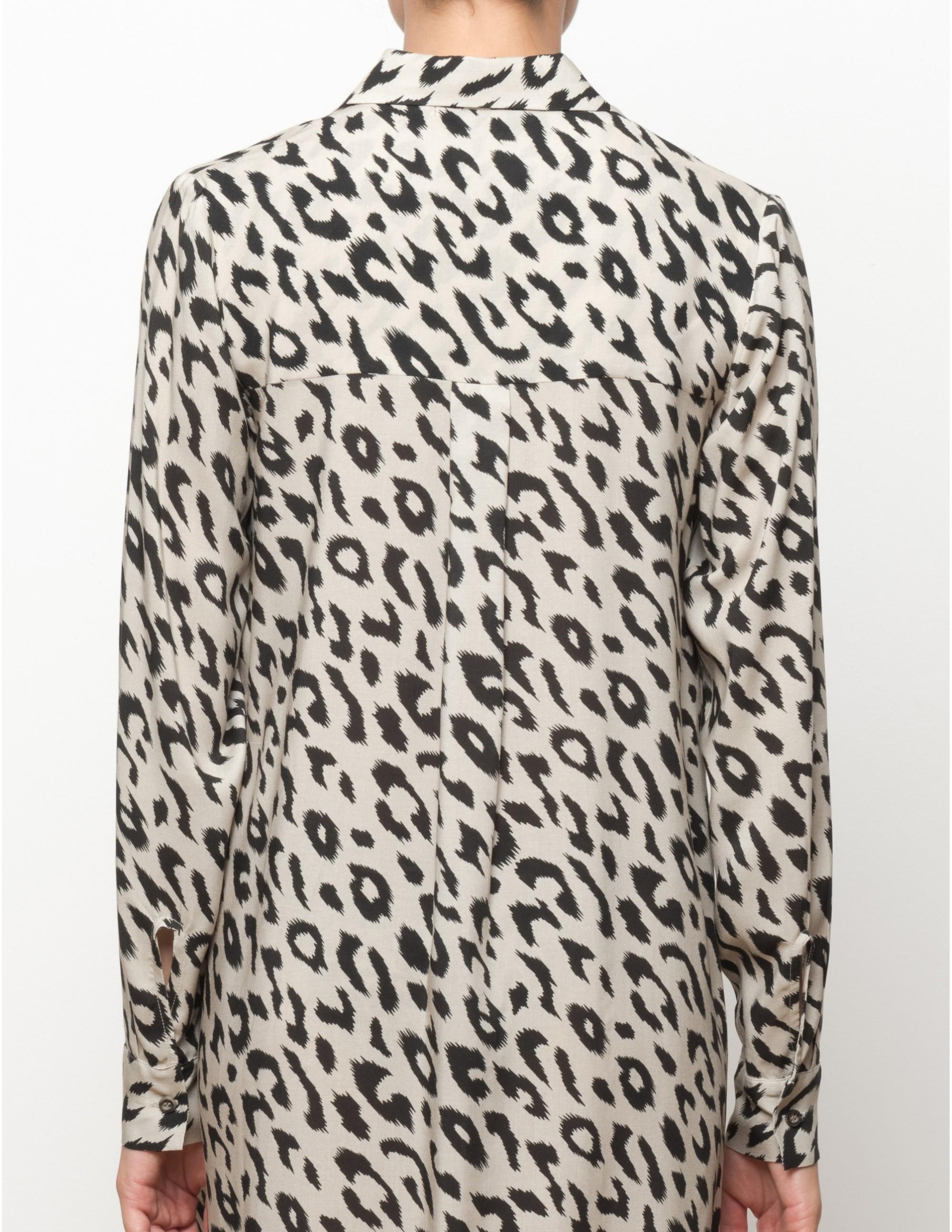 KIGO shirt - LEOPARD