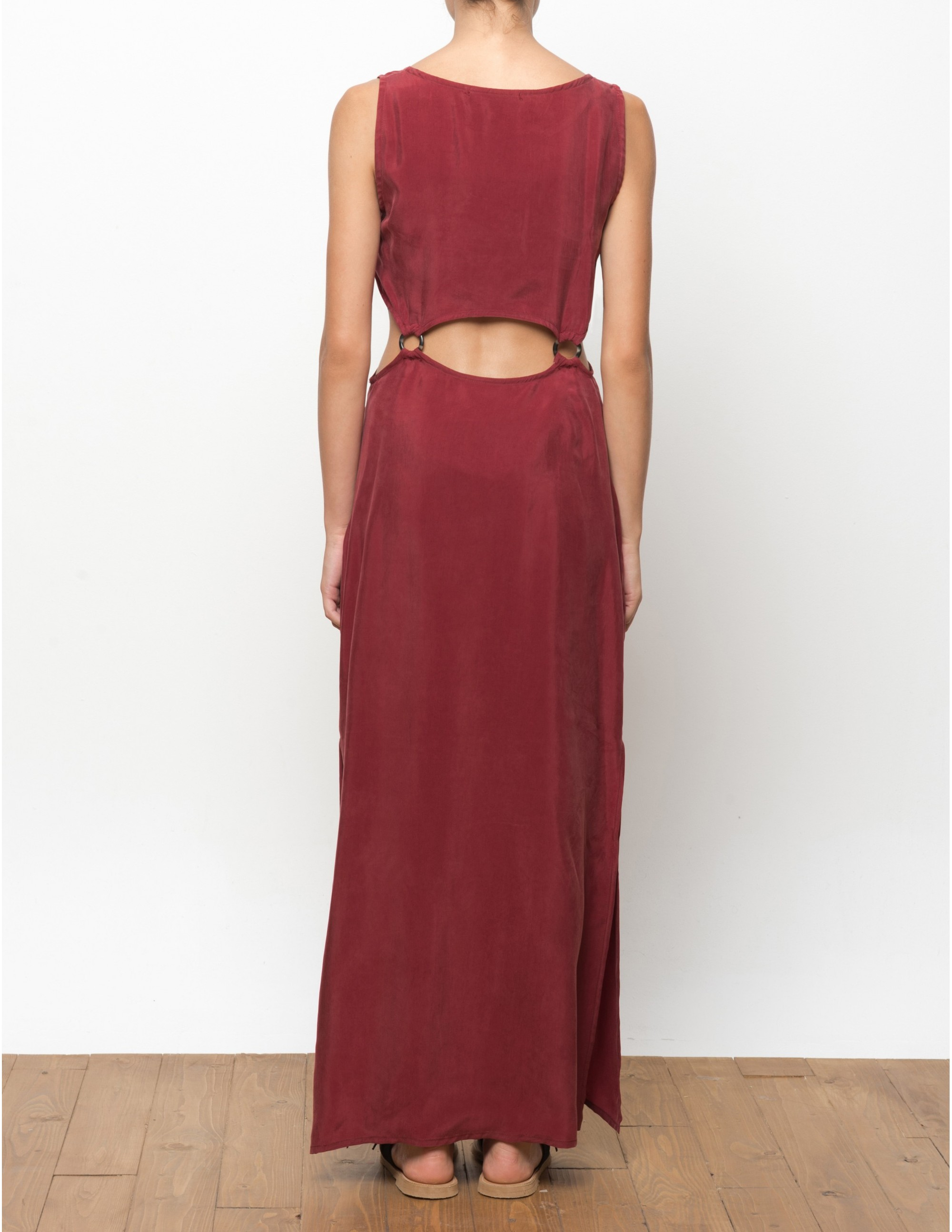 KILWA dress - MASAAI