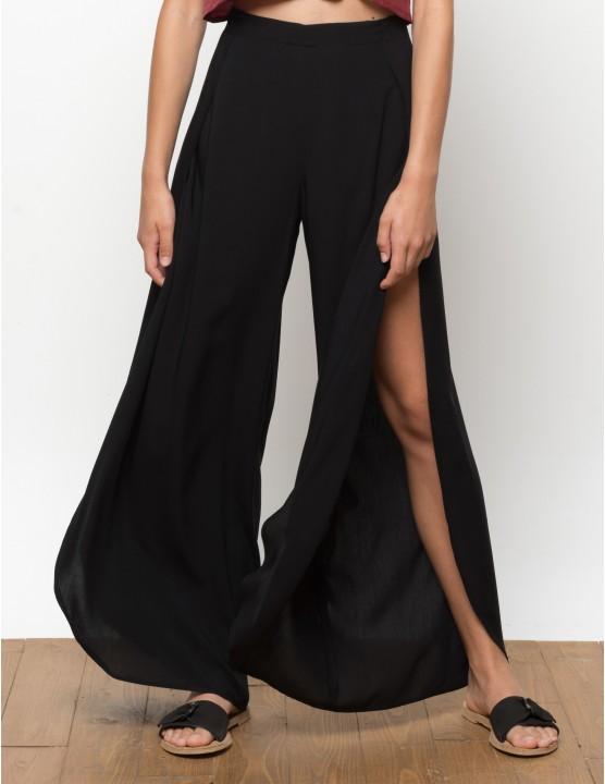 MISALI pantalones - BLACK - RESET PRIORITY