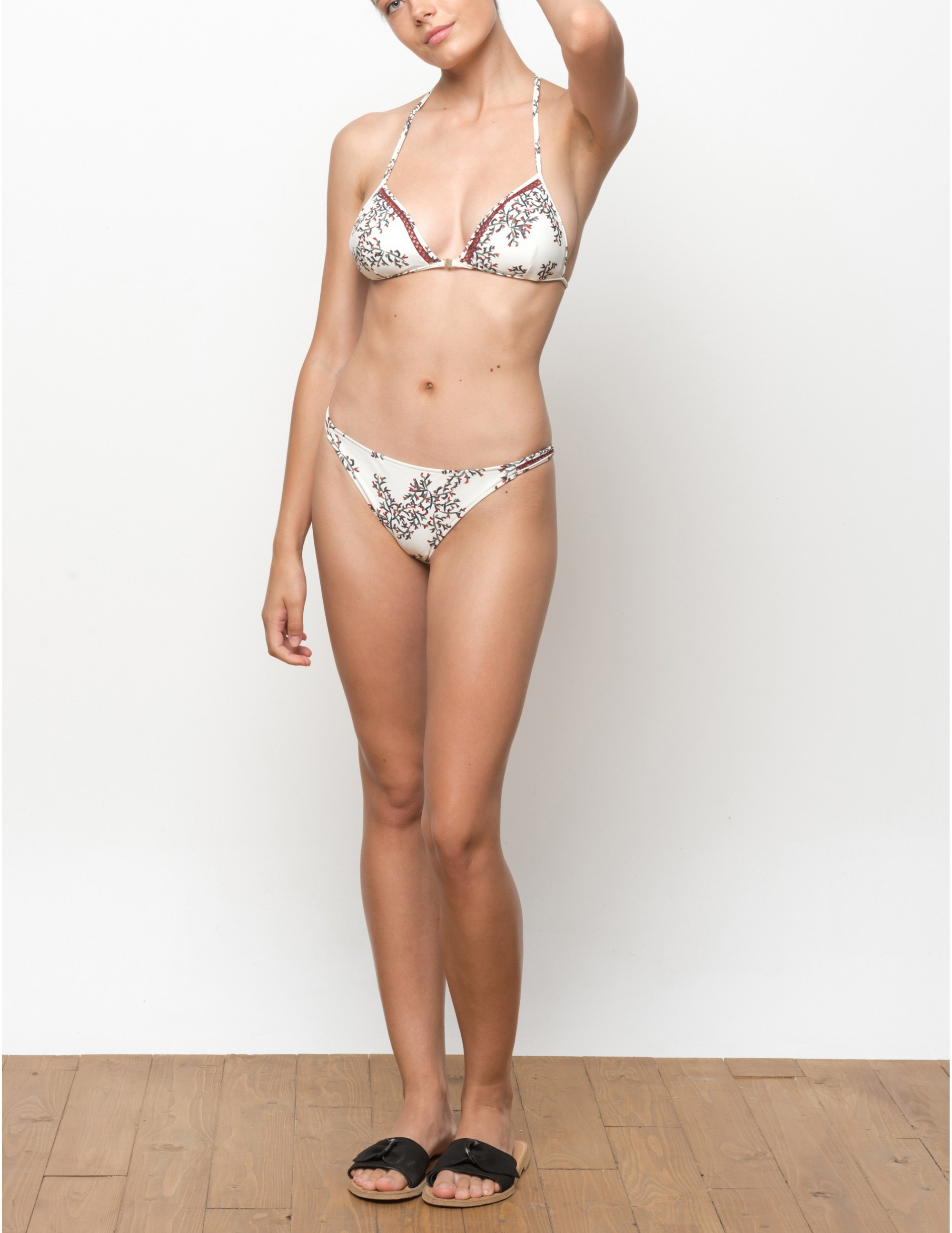 ANAMUR bikini bottom - ACACIA