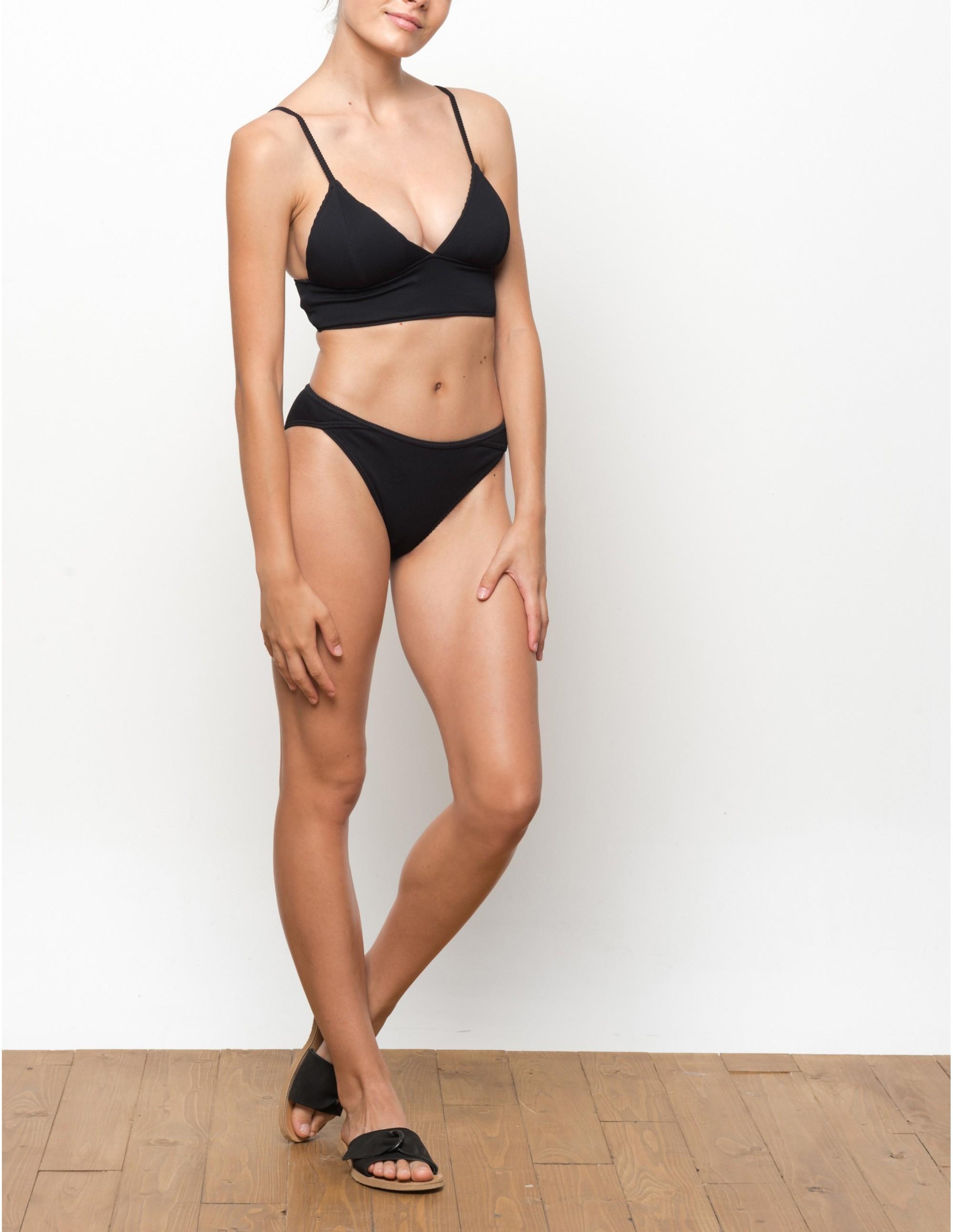 MAZIWI bikini top - PANTHER