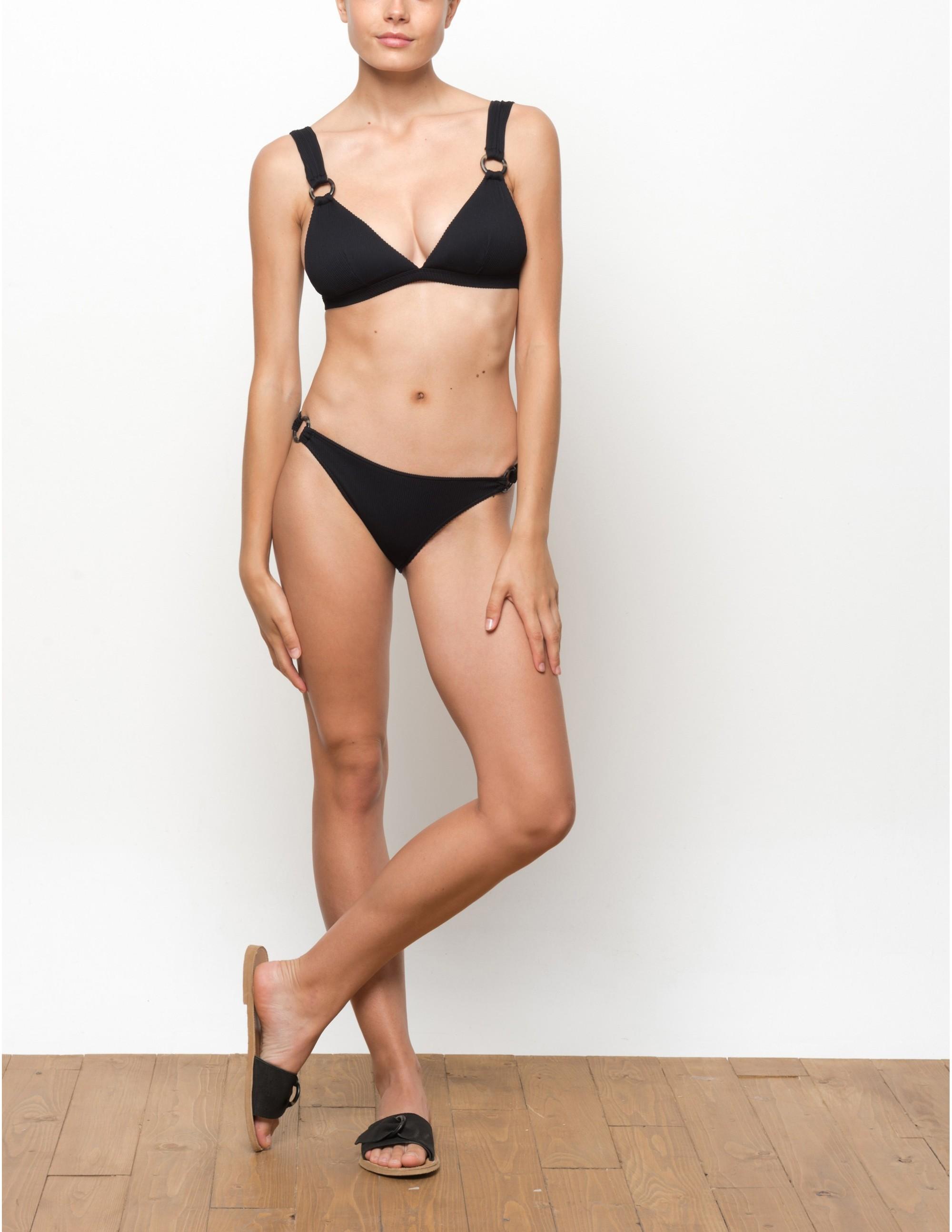 BAWE bikini top - PANTHER