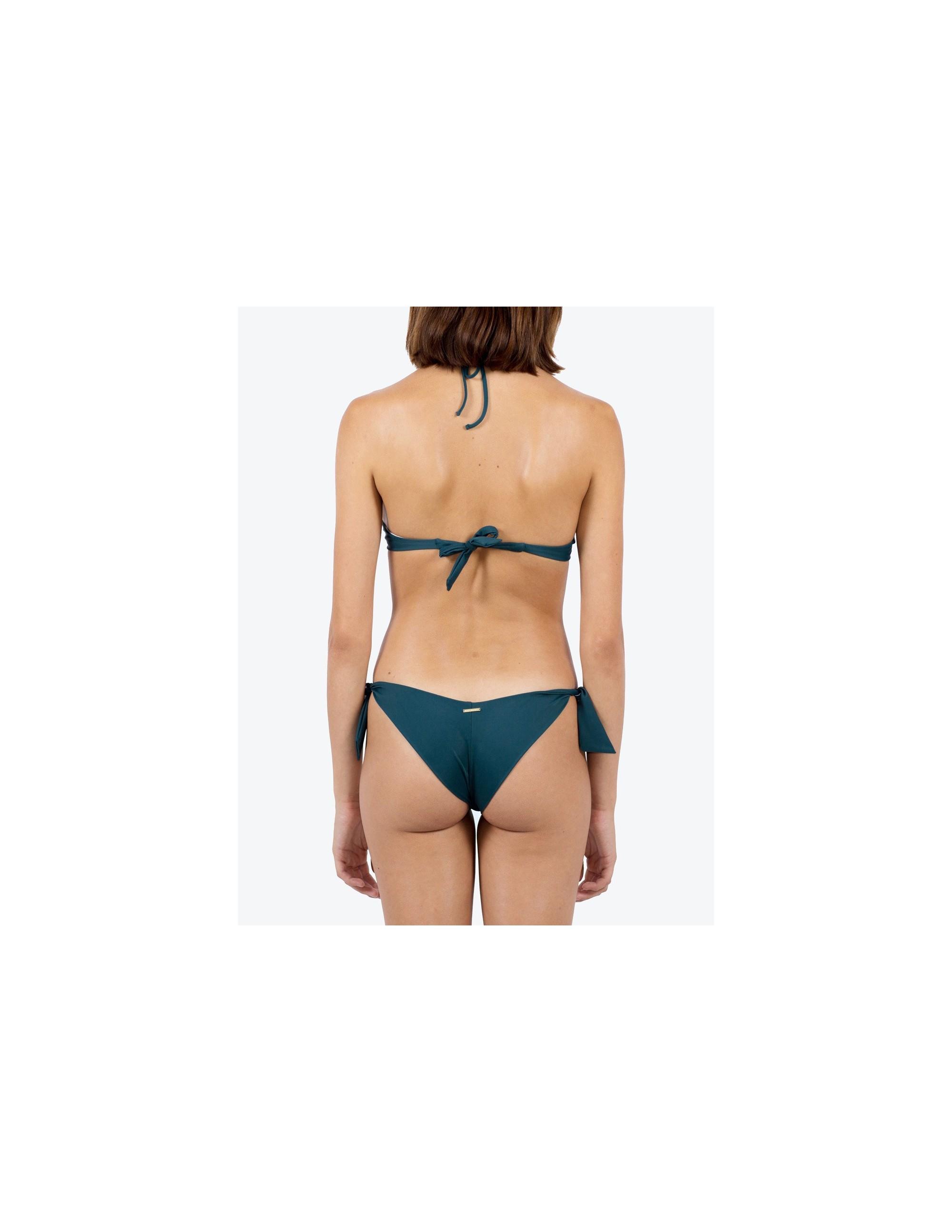 URSA bikini top - DEEP GREEN