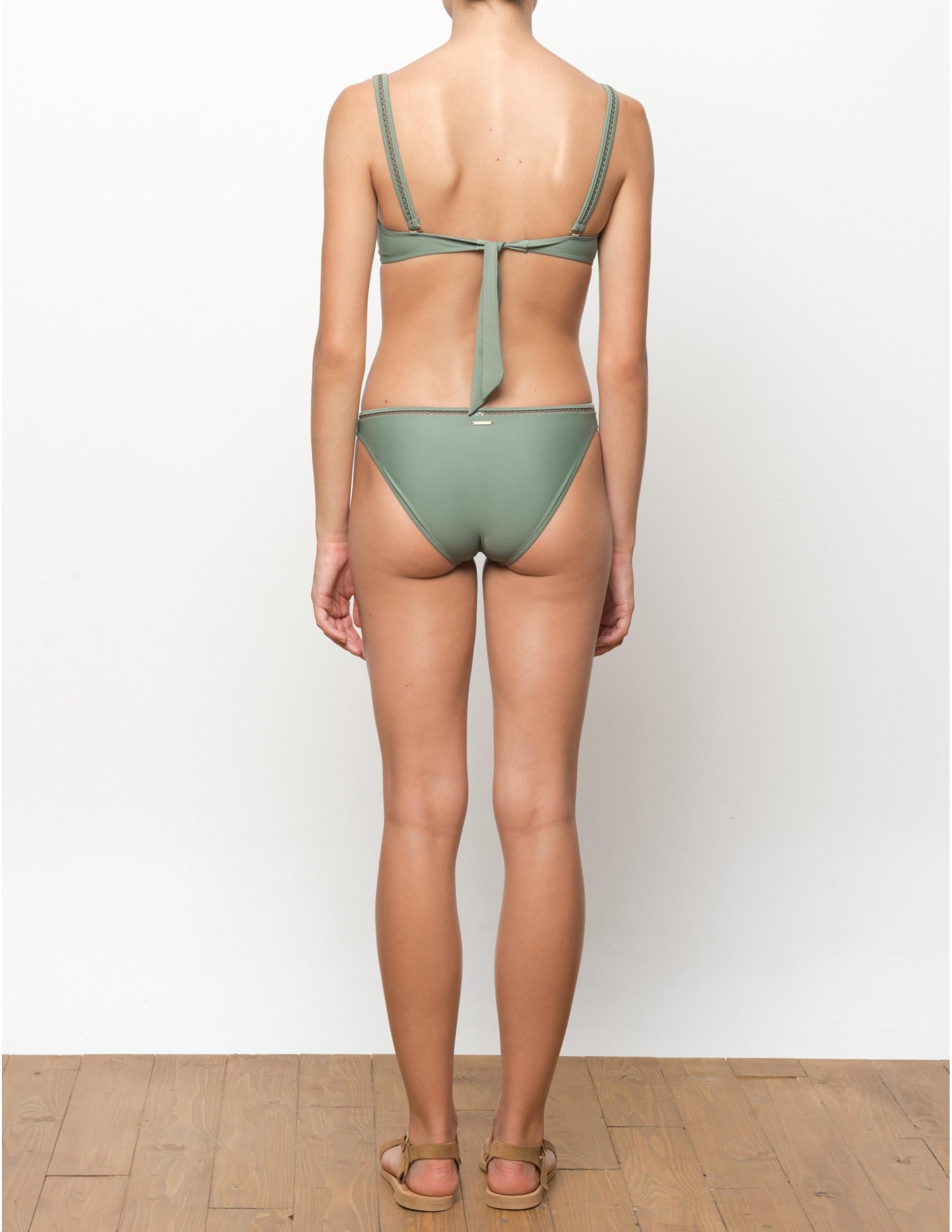 SIMOS bikini top - SERENGETI