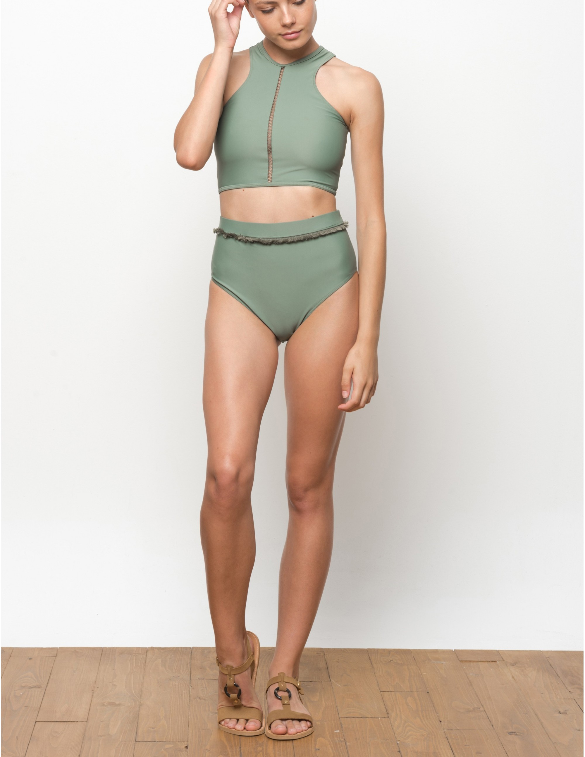 NAKU bikini top - SERENGETI