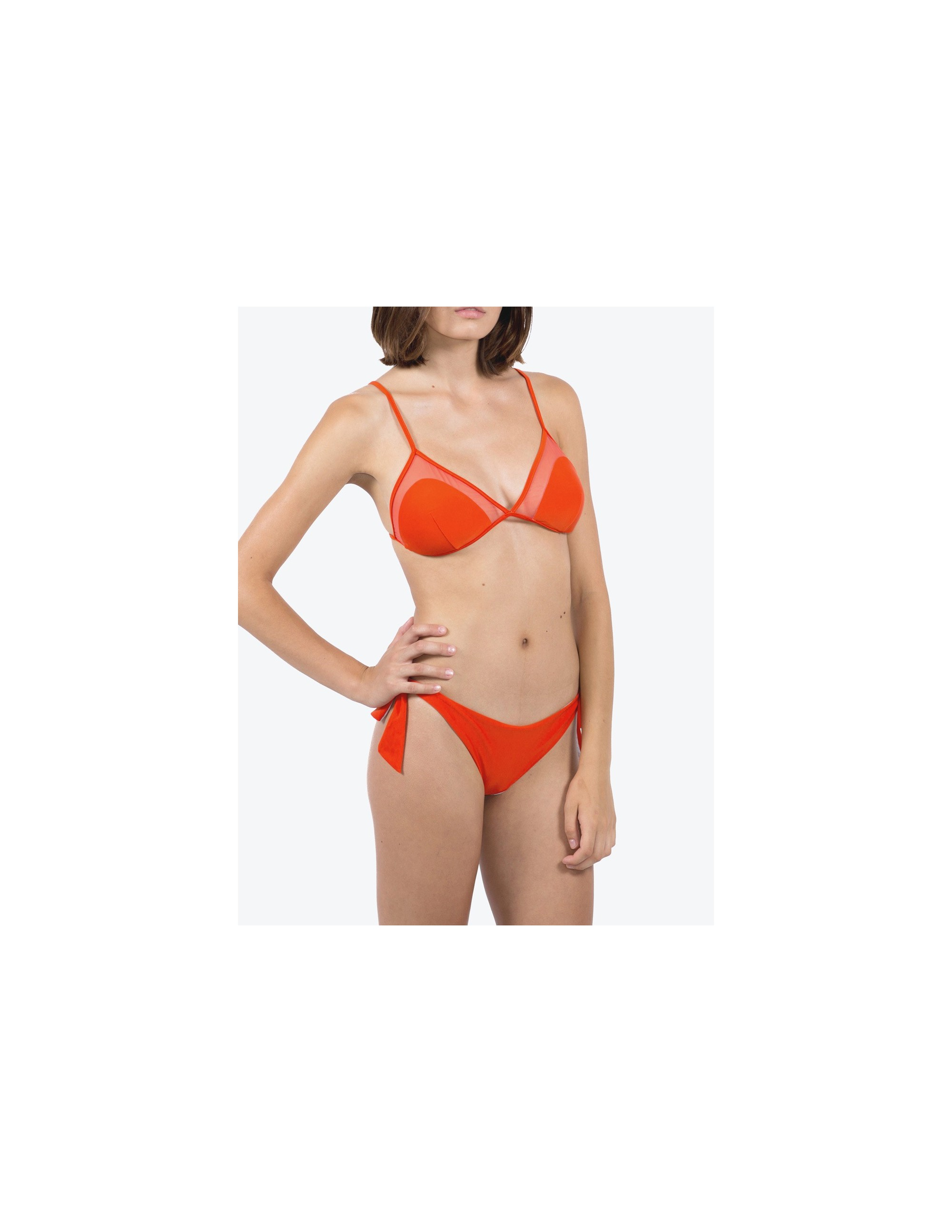 CONTA bikini bottom - CHARACTER RED