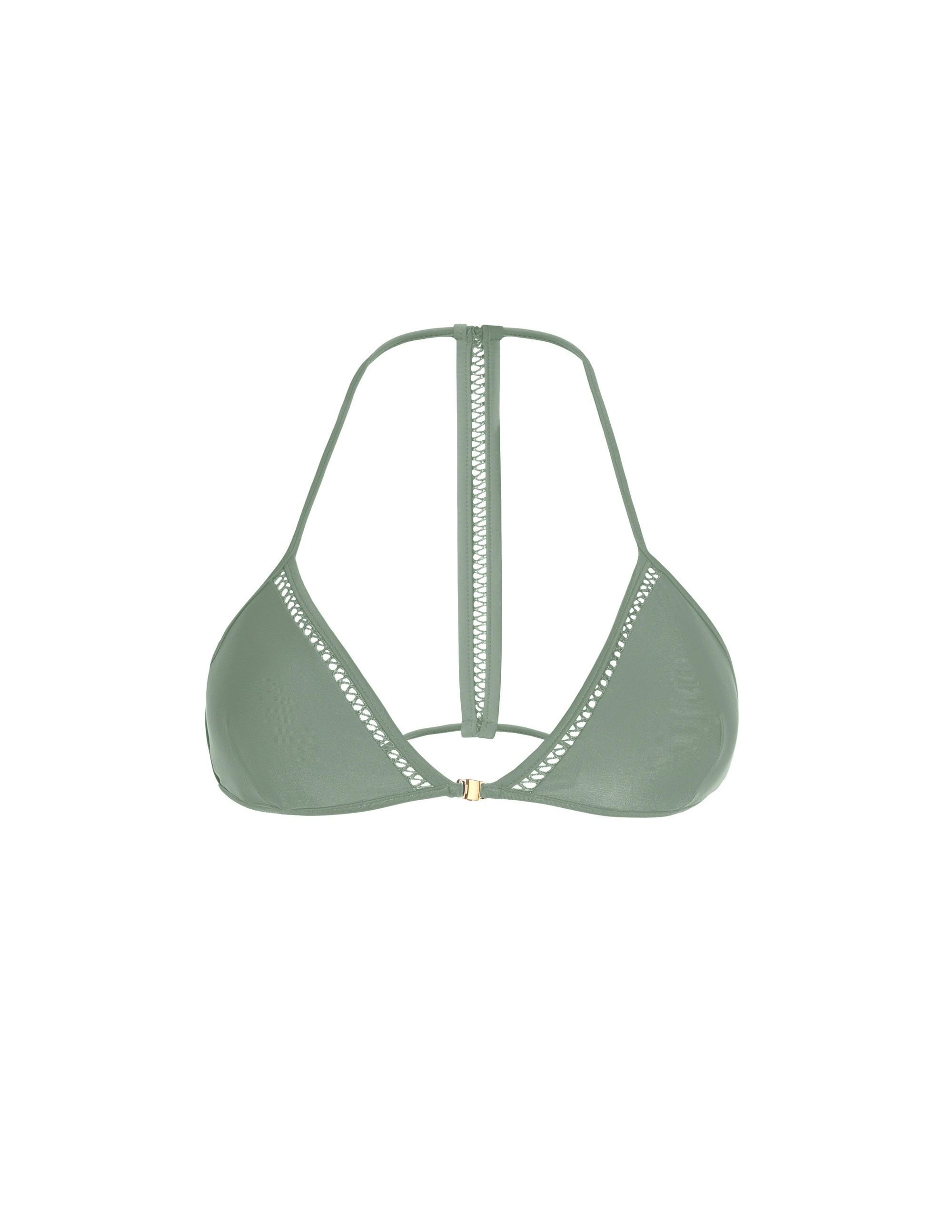 ANAMUR bikini top - SERENGETI