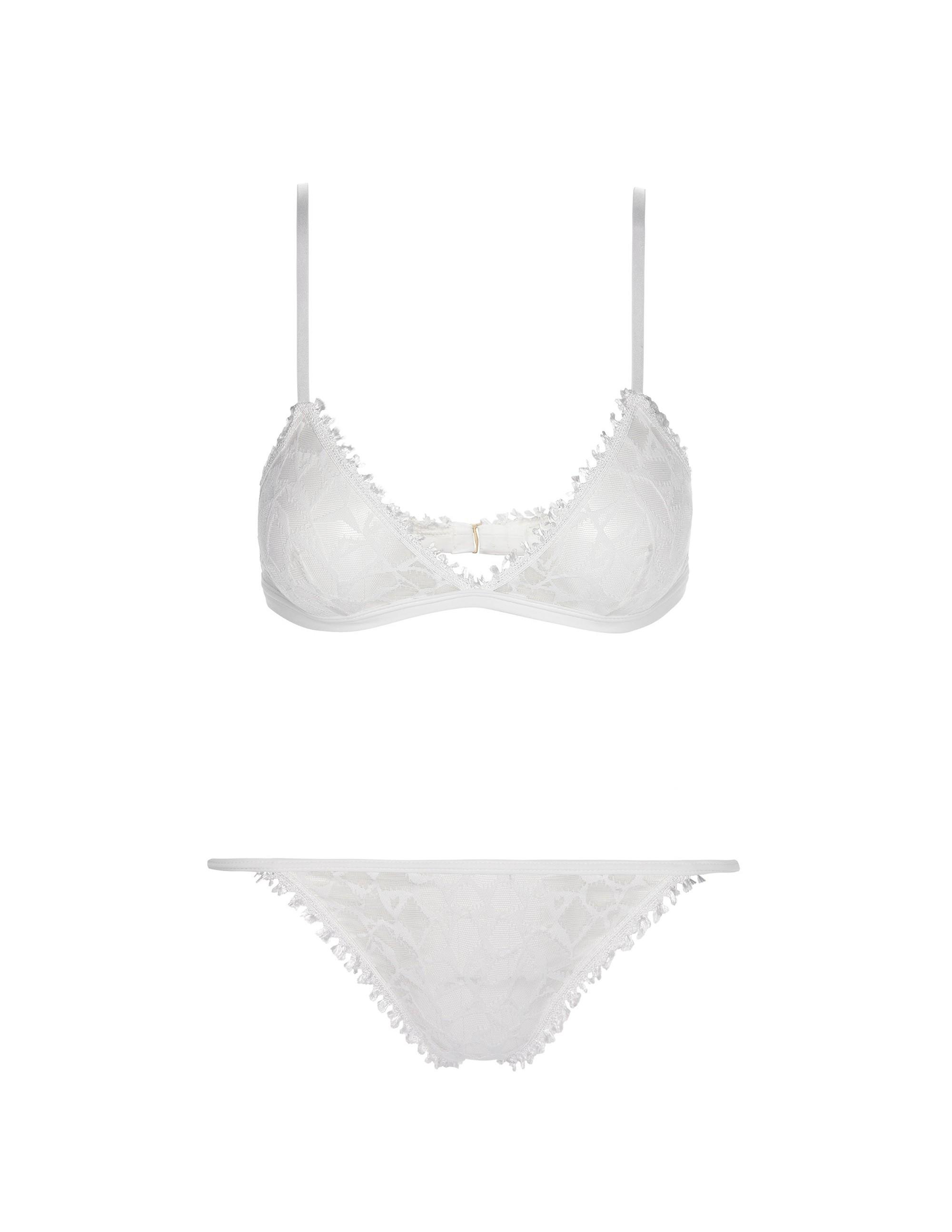 PEONY Bra - WHITE