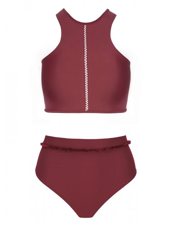 NAKU bikini top - MASAAI