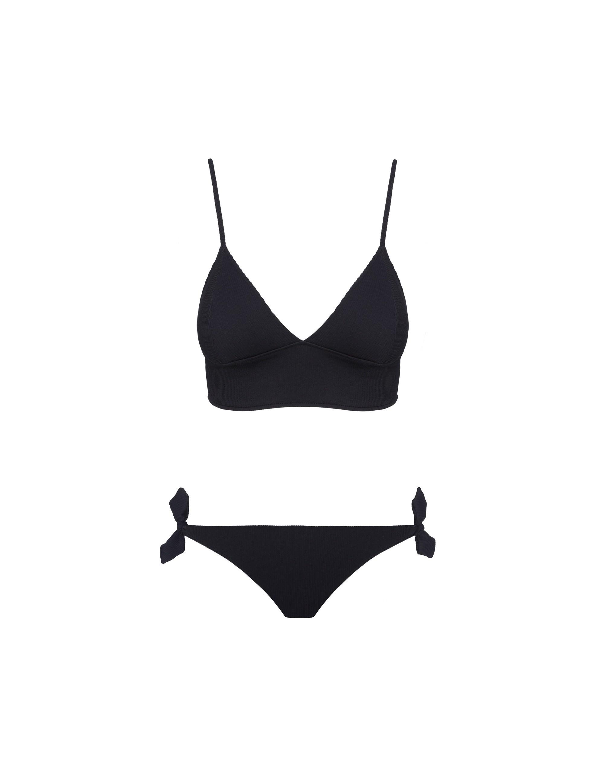 MISALI bikini bottom - PANTHER