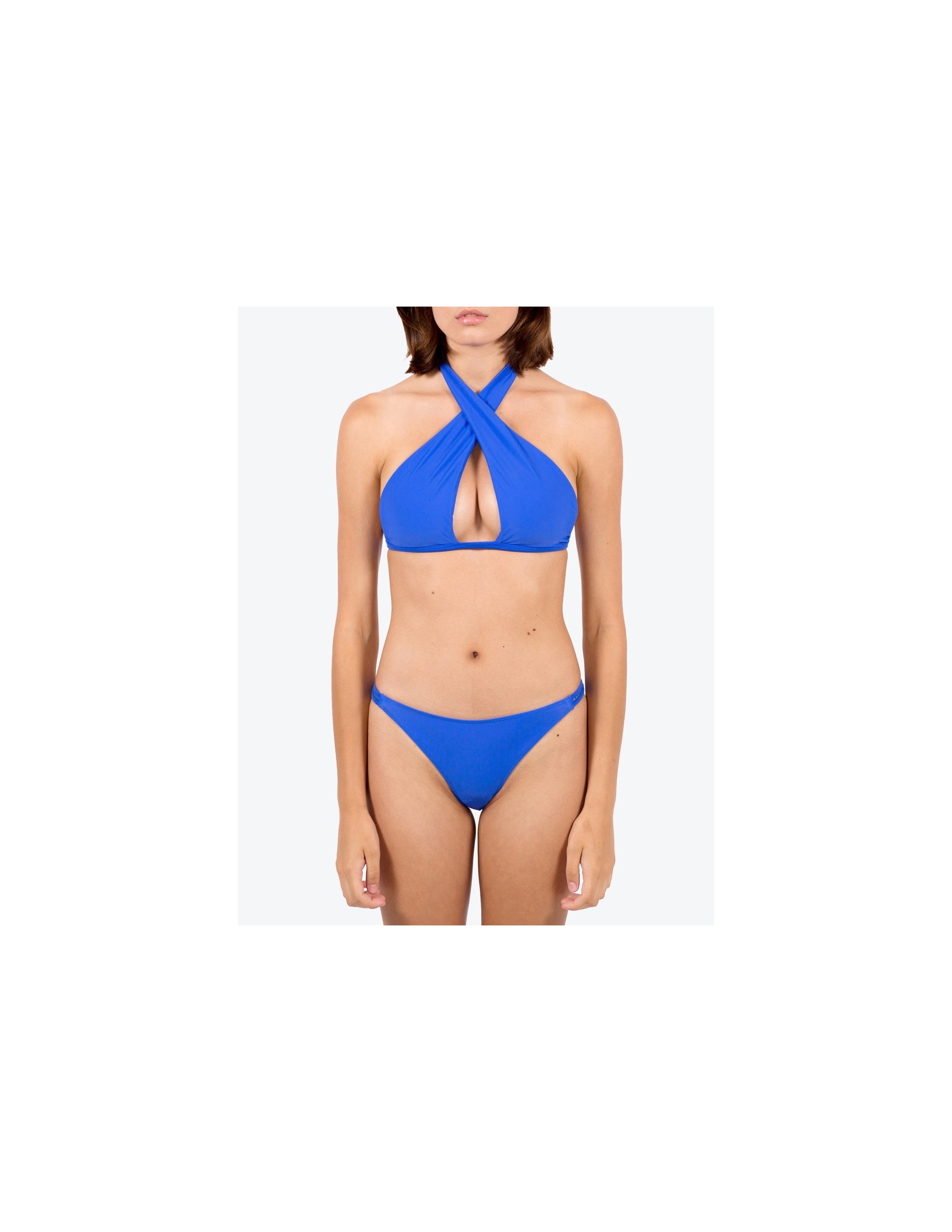 CONTA bikini top - ECHO BLUE
