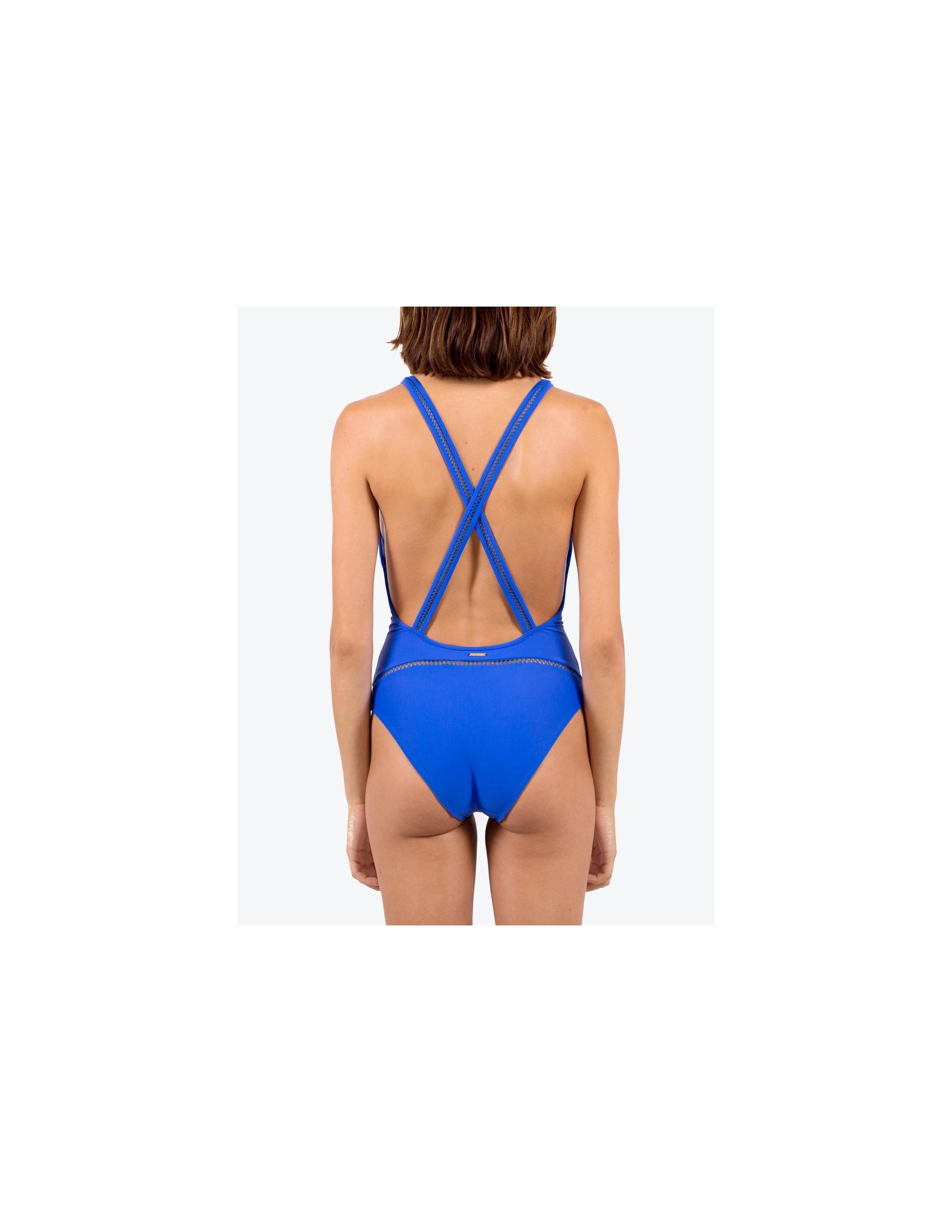SICILY swimsuit - ECHO BLUE