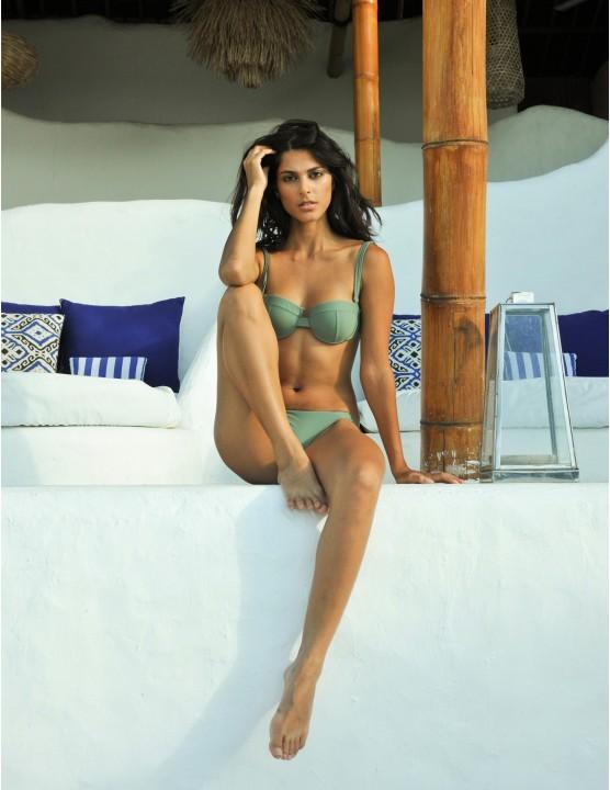 SIMOS bikini top - SERENGETI - RESET PRIORITY