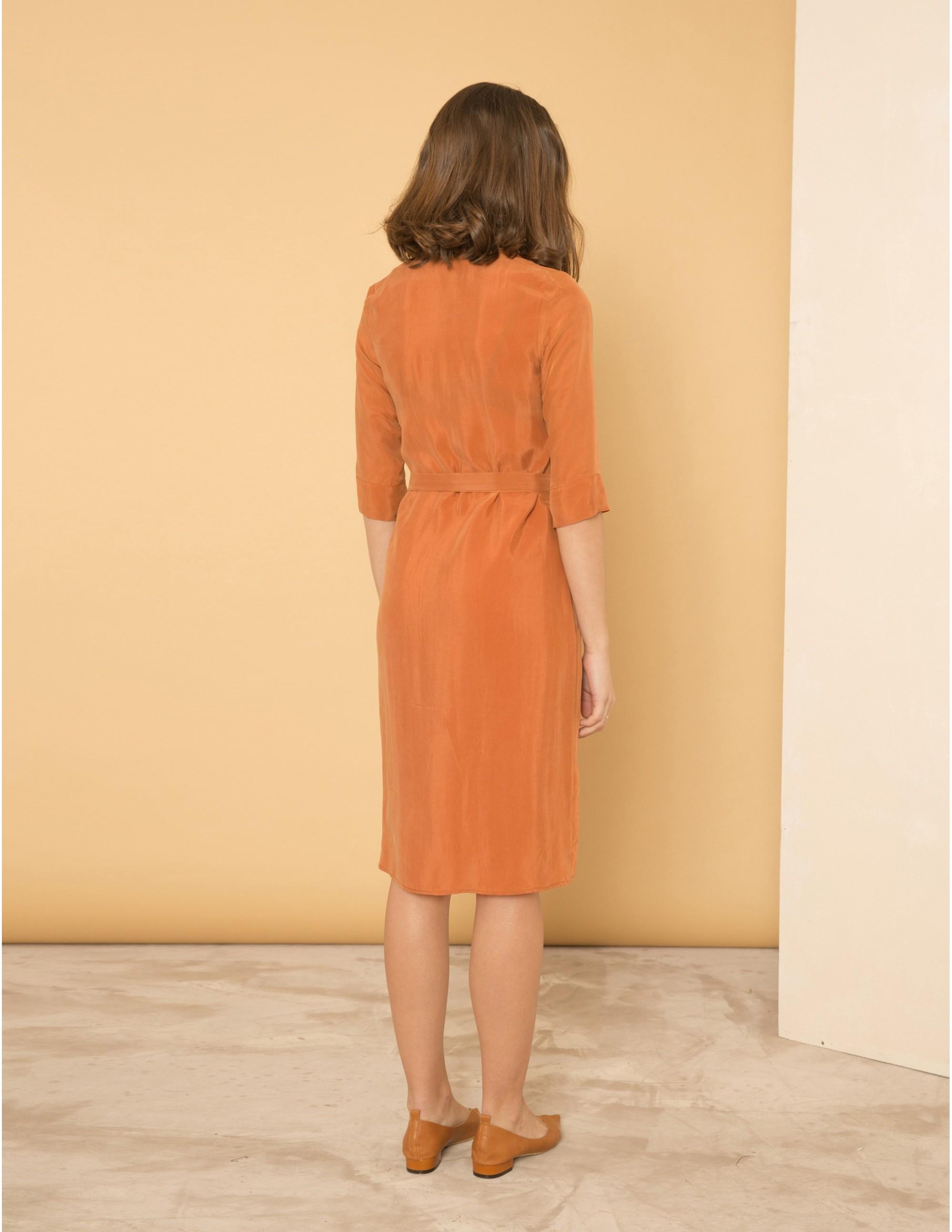SEDUCTION Vestido - SWEET CINNAMON