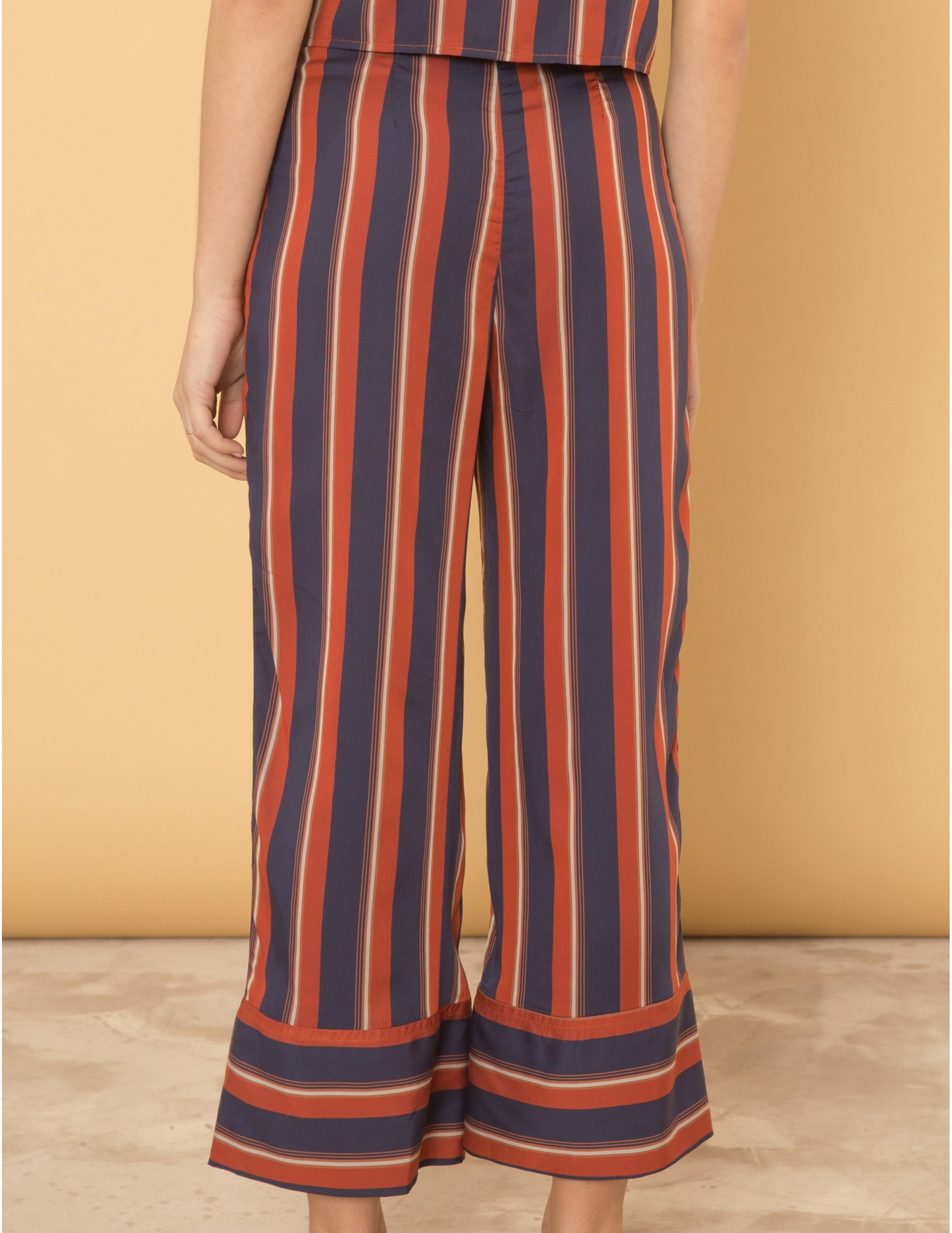 SATISFACTION trousers - ROYAL AFFAIR