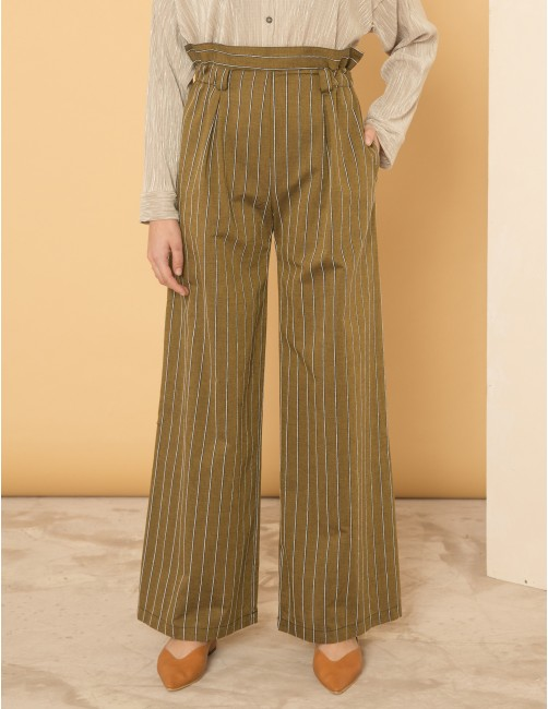 PROJECTION trousers - COUNTRY ROAD - RESET PRIORITY