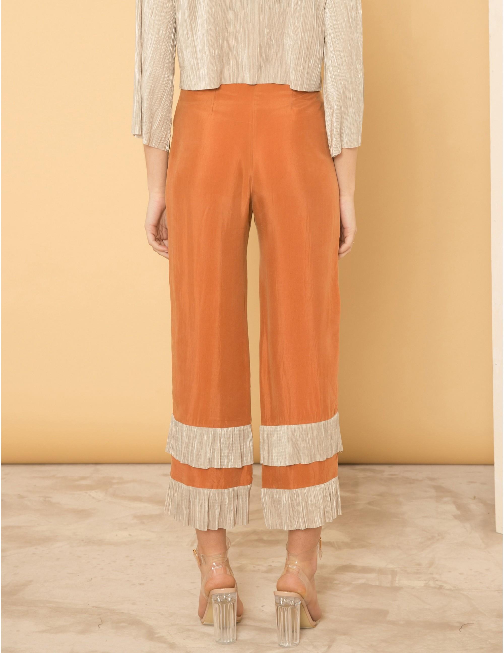 PERFECTION Pantalones - SWEET CINNAMON
