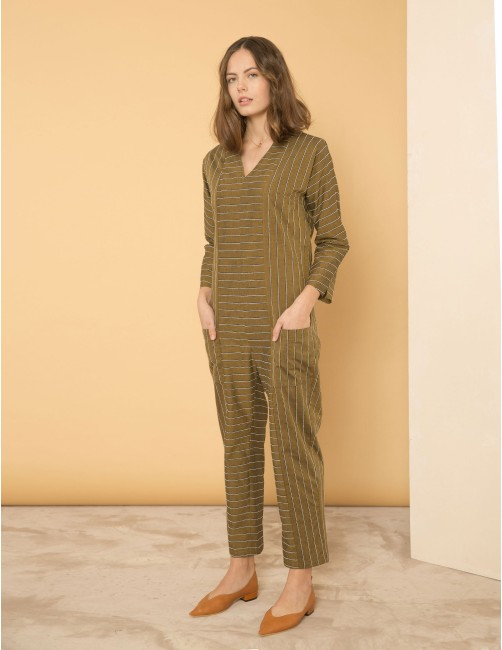 CONNECTION Jumpsuit - COUNTRY ROAD - RESET PRIORITY