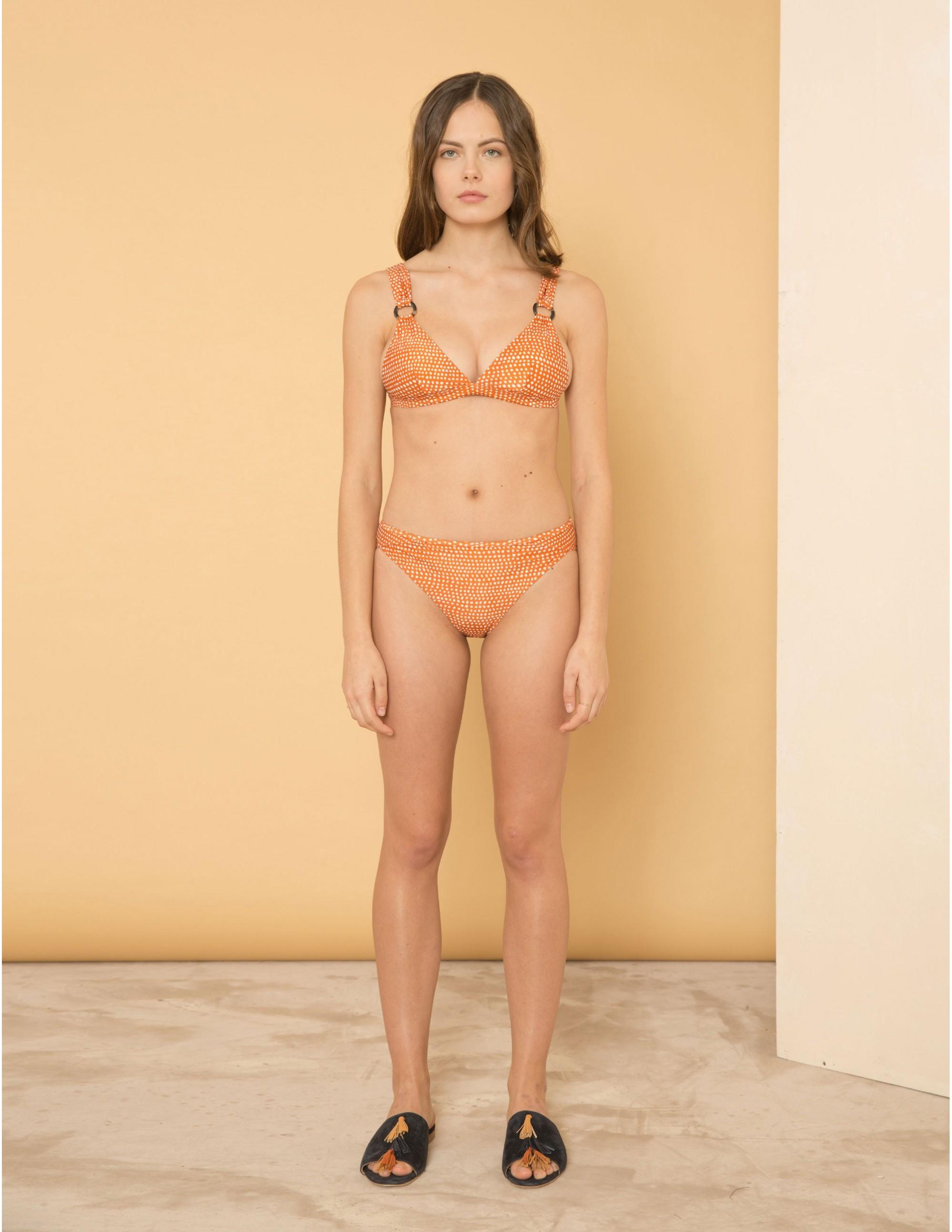 BAWE bikini top - CANDY FAWN