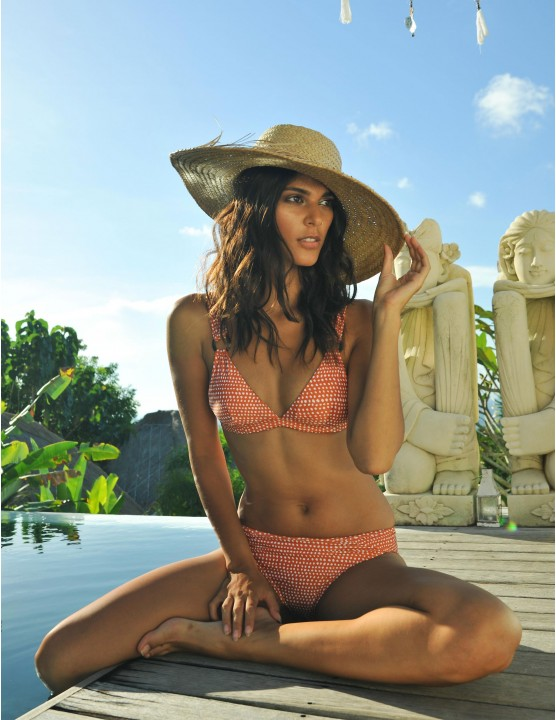 MAZIWI bikini bottom - CANDY FAWN - RESET PRIORITY