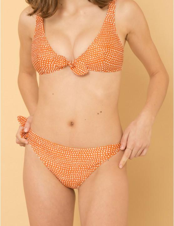 MISALI bikini bottom - CANDY FAWN - RESET PRIORITY