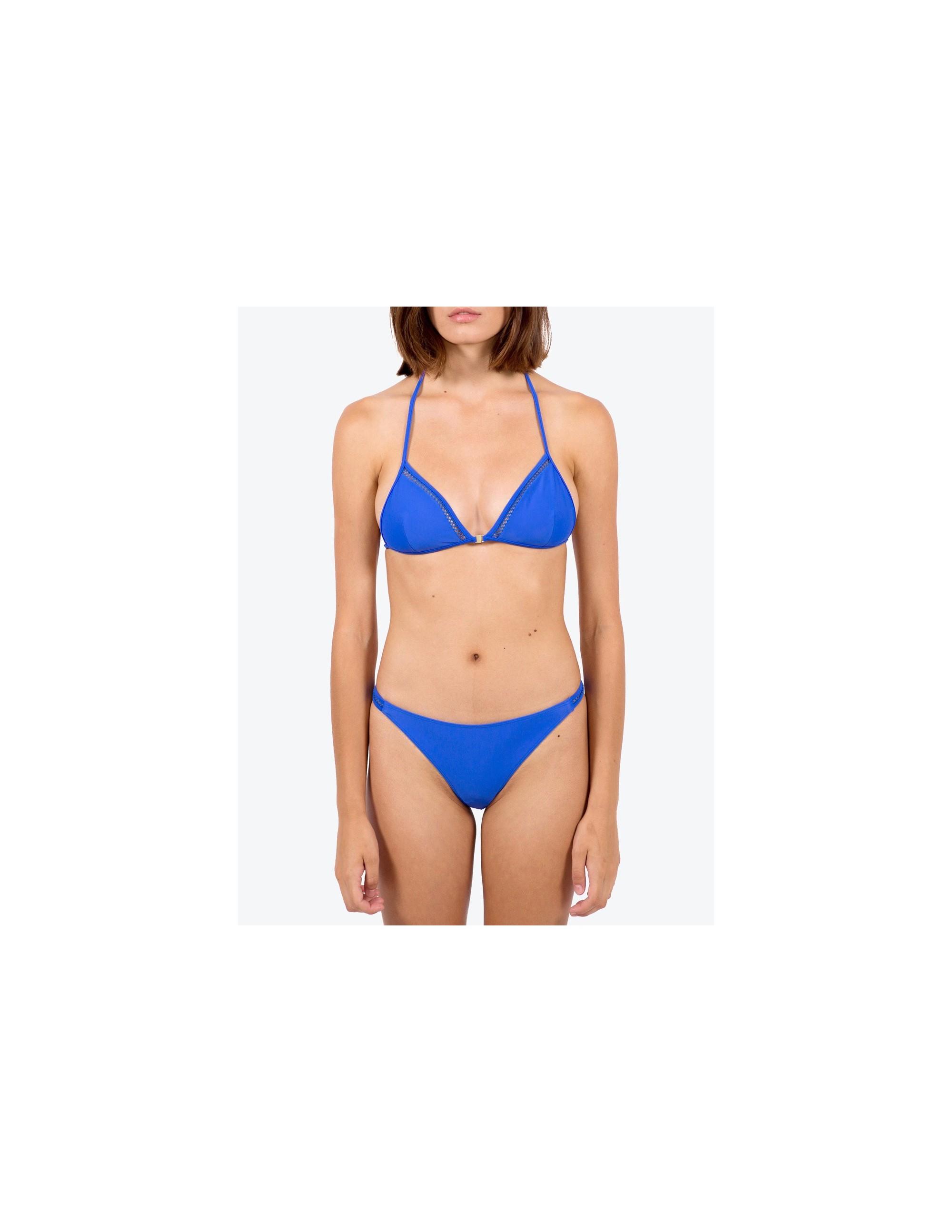 ANAMUR bikini bottom - ECHO BLUE
