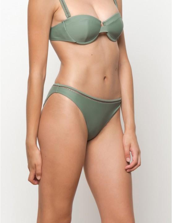 BELLA bikini bottom - SERENGETI - RESET PRIORITY