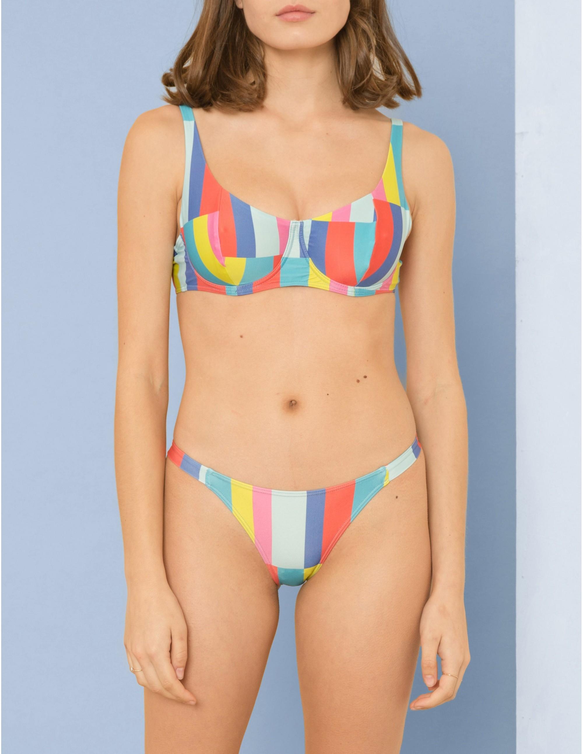 KIGO bikini top - CRAZY MORNING