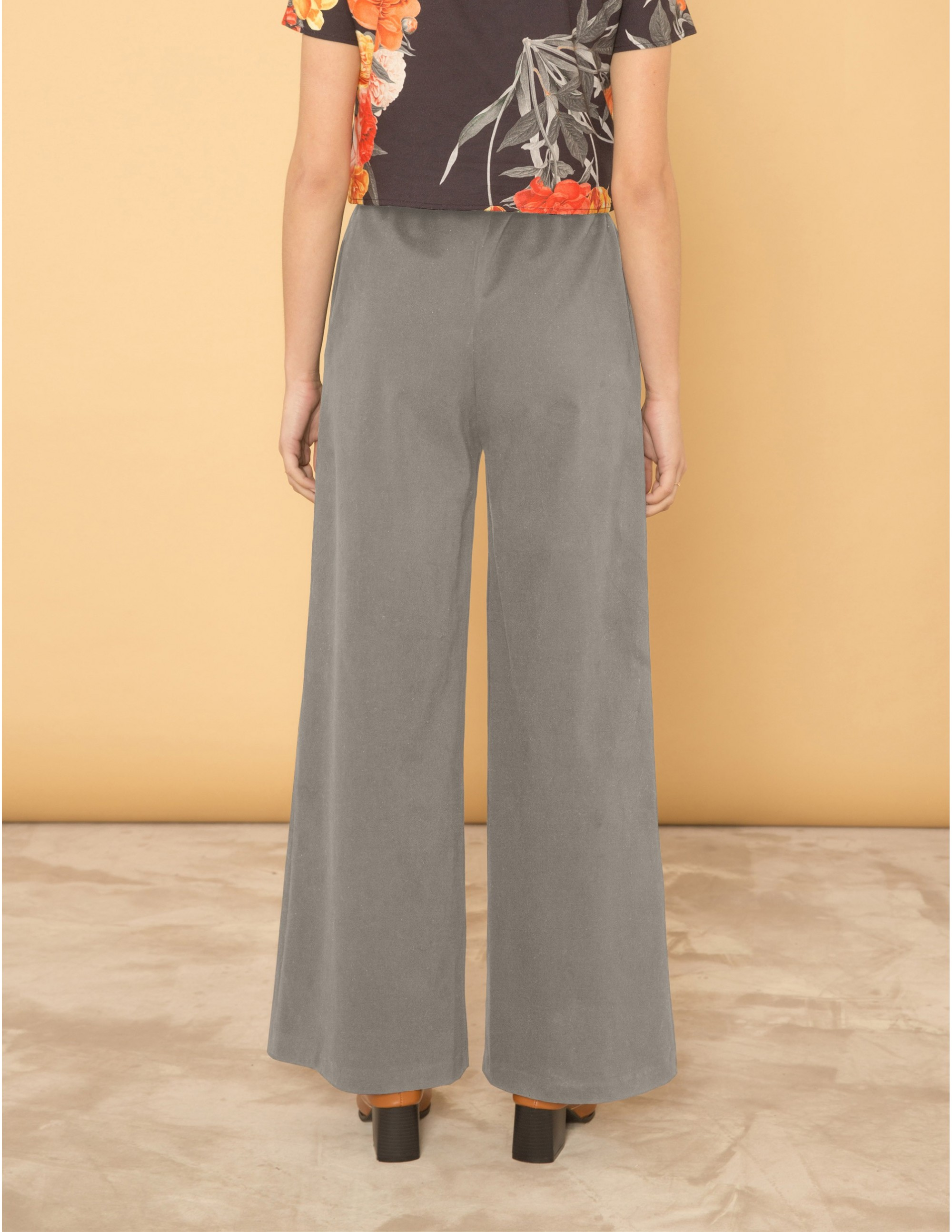 PROJECTION pantalones - STEEL MOON