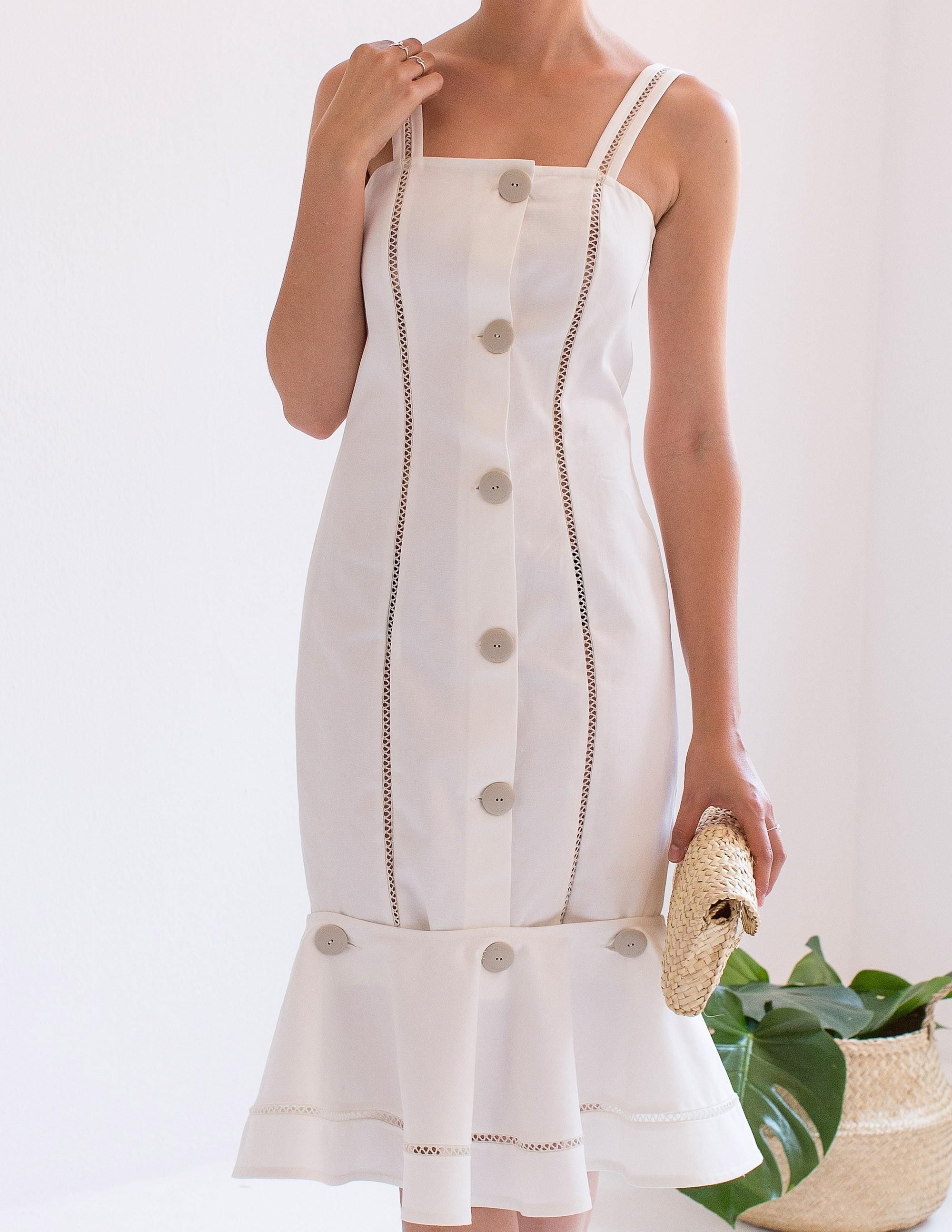 RAVELLO Dress - PURE