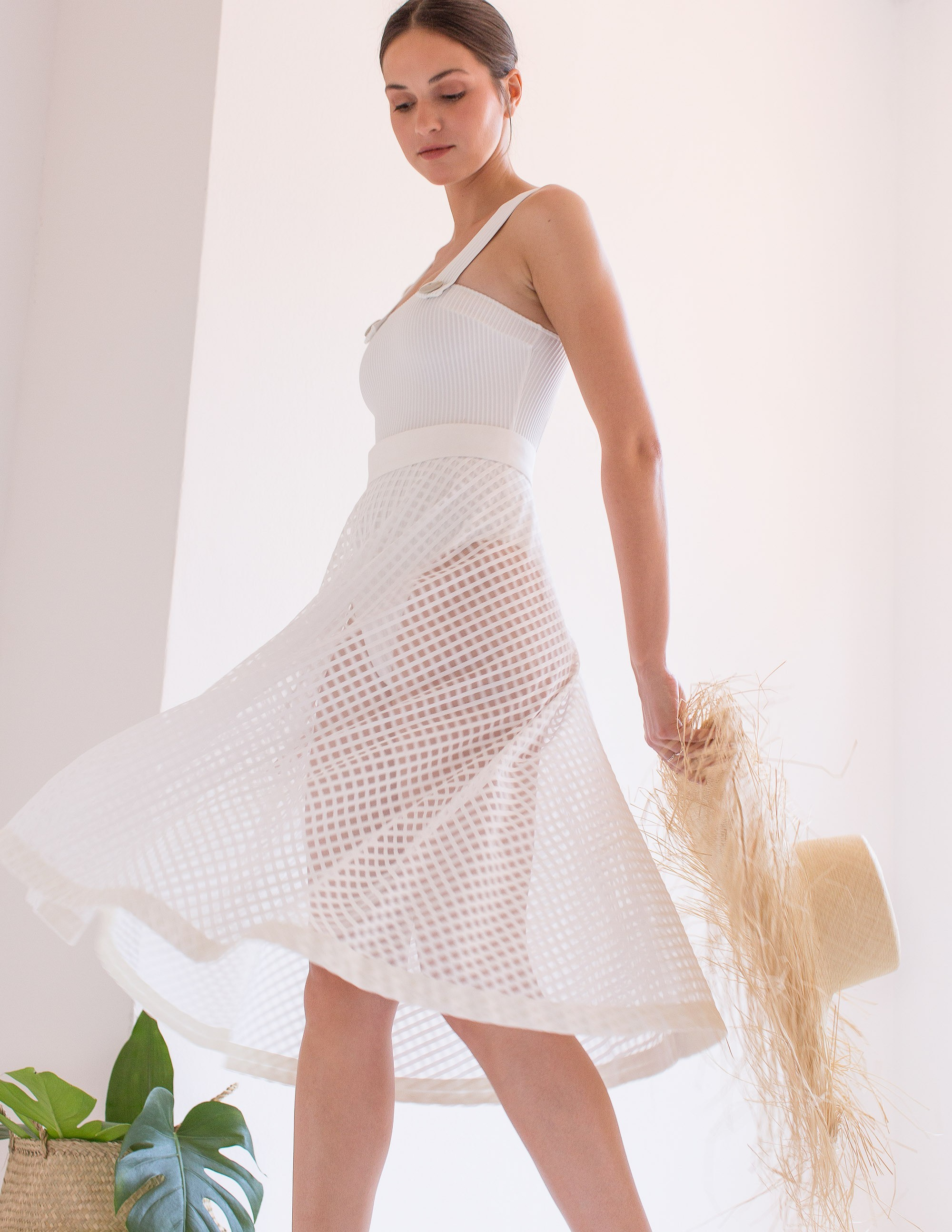 AMALFI skirt pure RESET PRIORITY