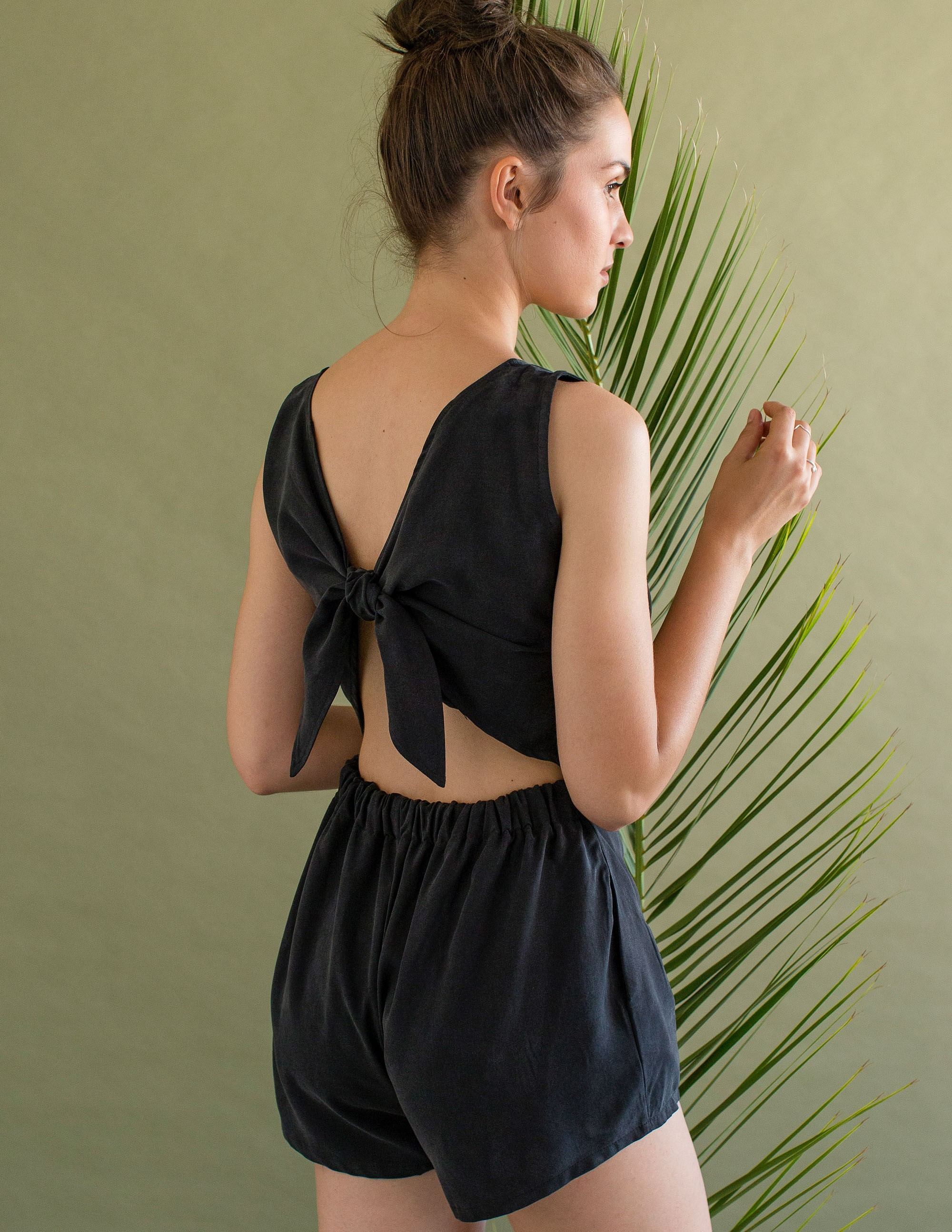 GIALOS Jumpsuit - MIDNIGHT