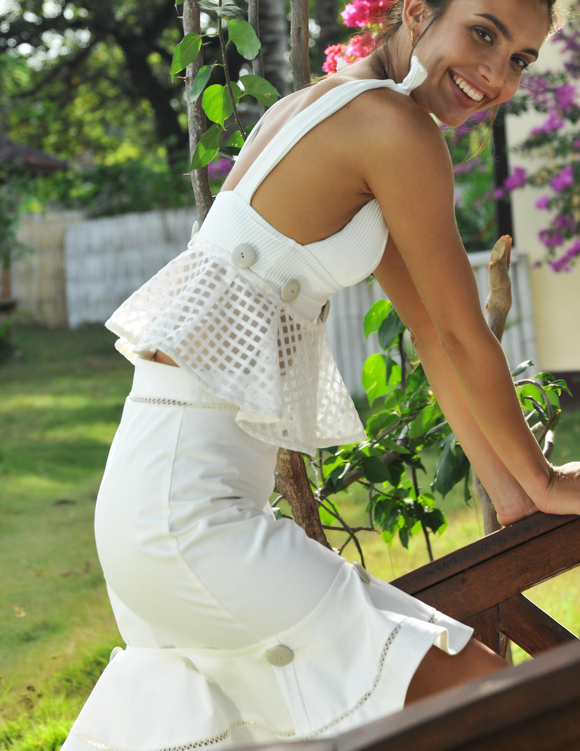 CAPRI Skirt - PURE