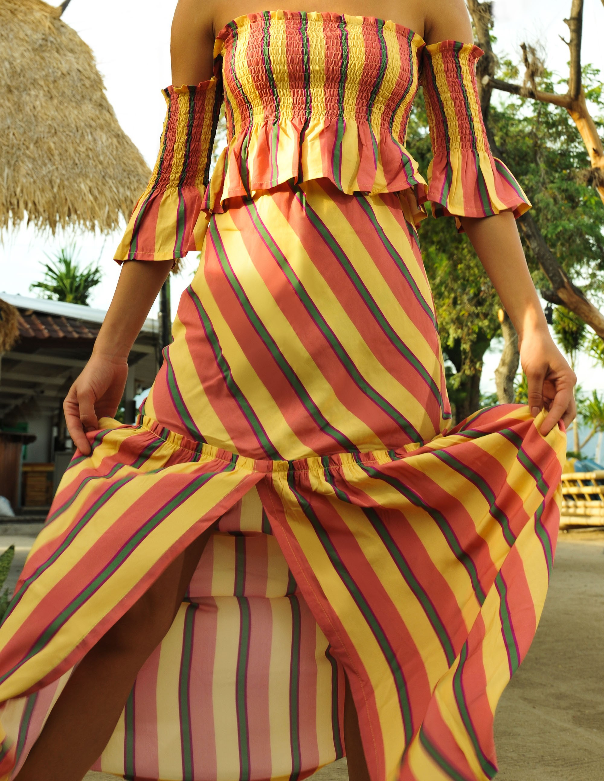 MACARELLA Skirt - TUTTI FRUTTI