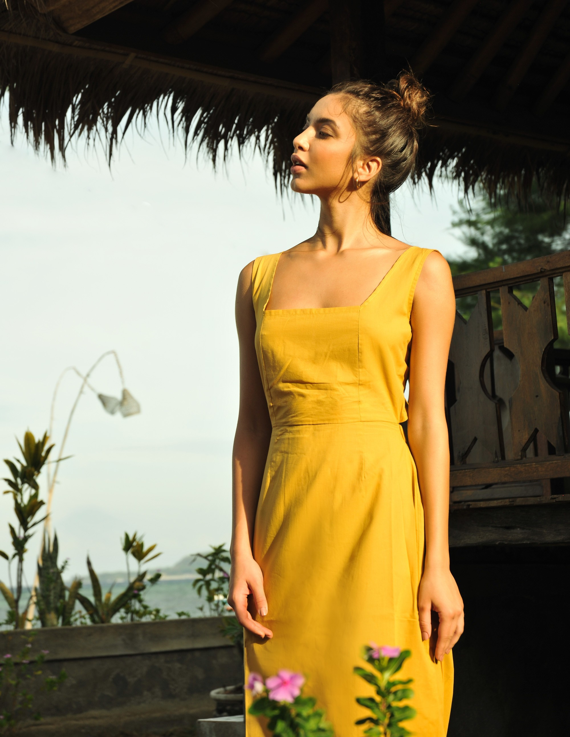 MILOS Dress - SUNRISE