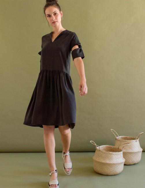 NAVAGIO DRESS PANTHER_1
