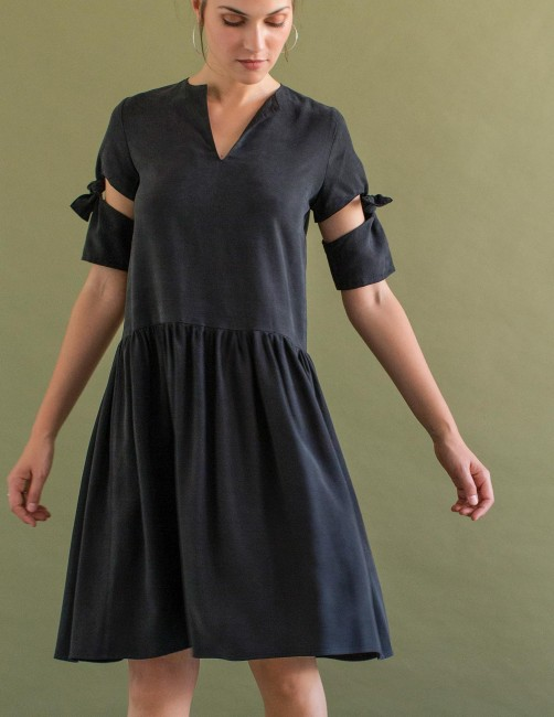 NAVAGIO DRESS PANTHER_3