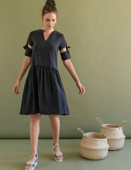 NAVAGIO DRESS PANTHER_4