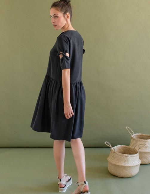 NAVAGIO DRESS PANTHER_5