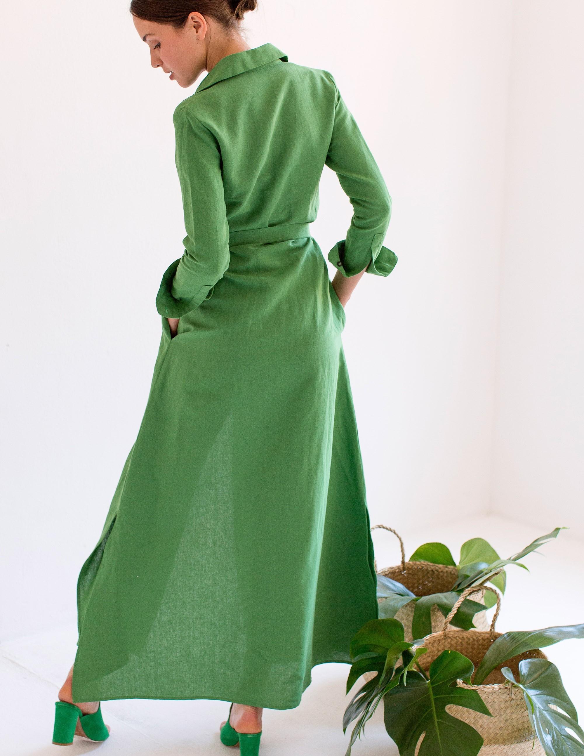 SELECTION Dress - BAMBOO