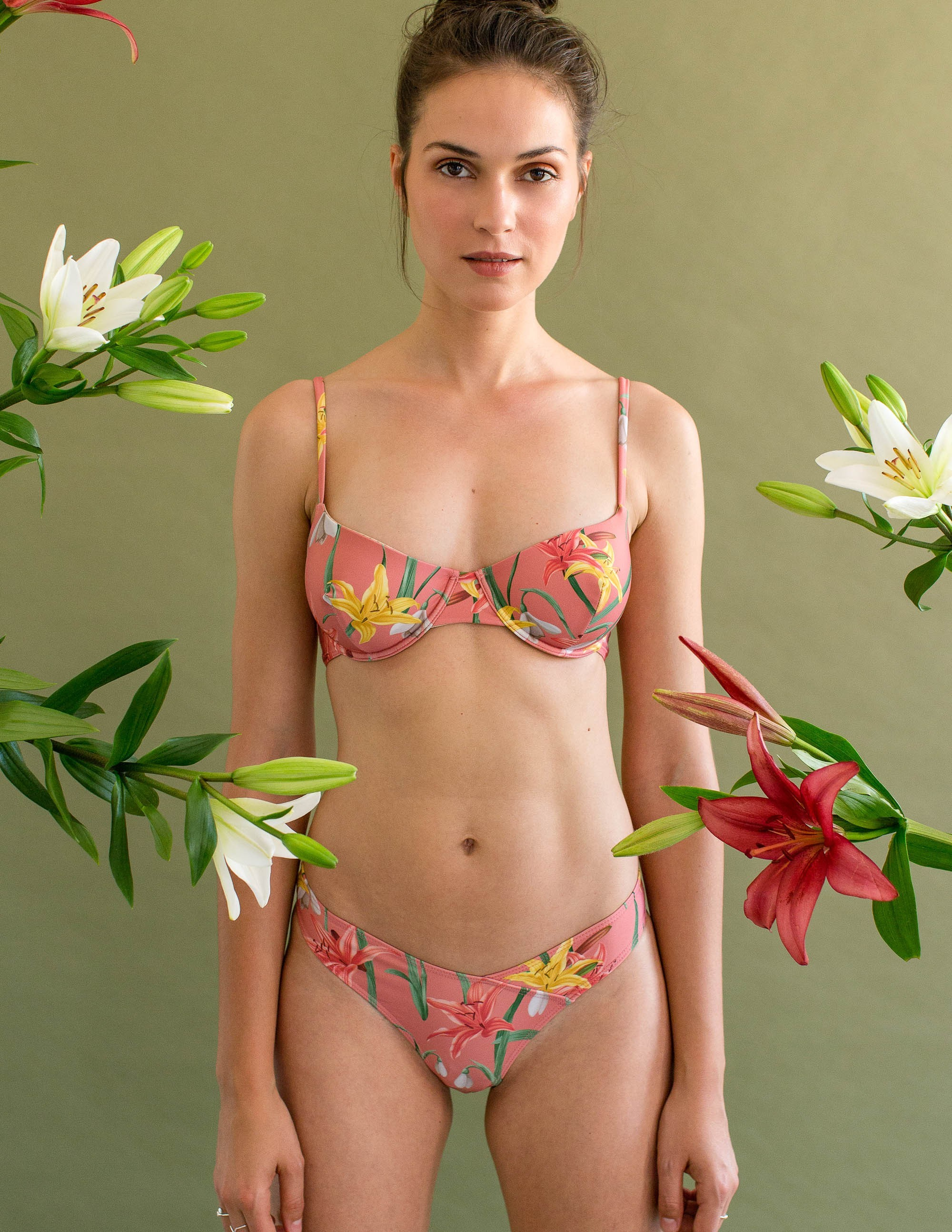 Macarella bikini in Bouquet RESET PRIORITY