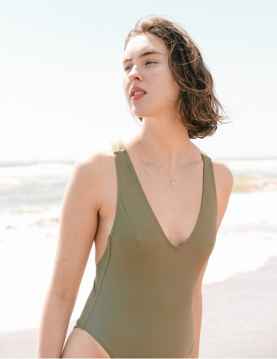 Halter bikini top BELLA