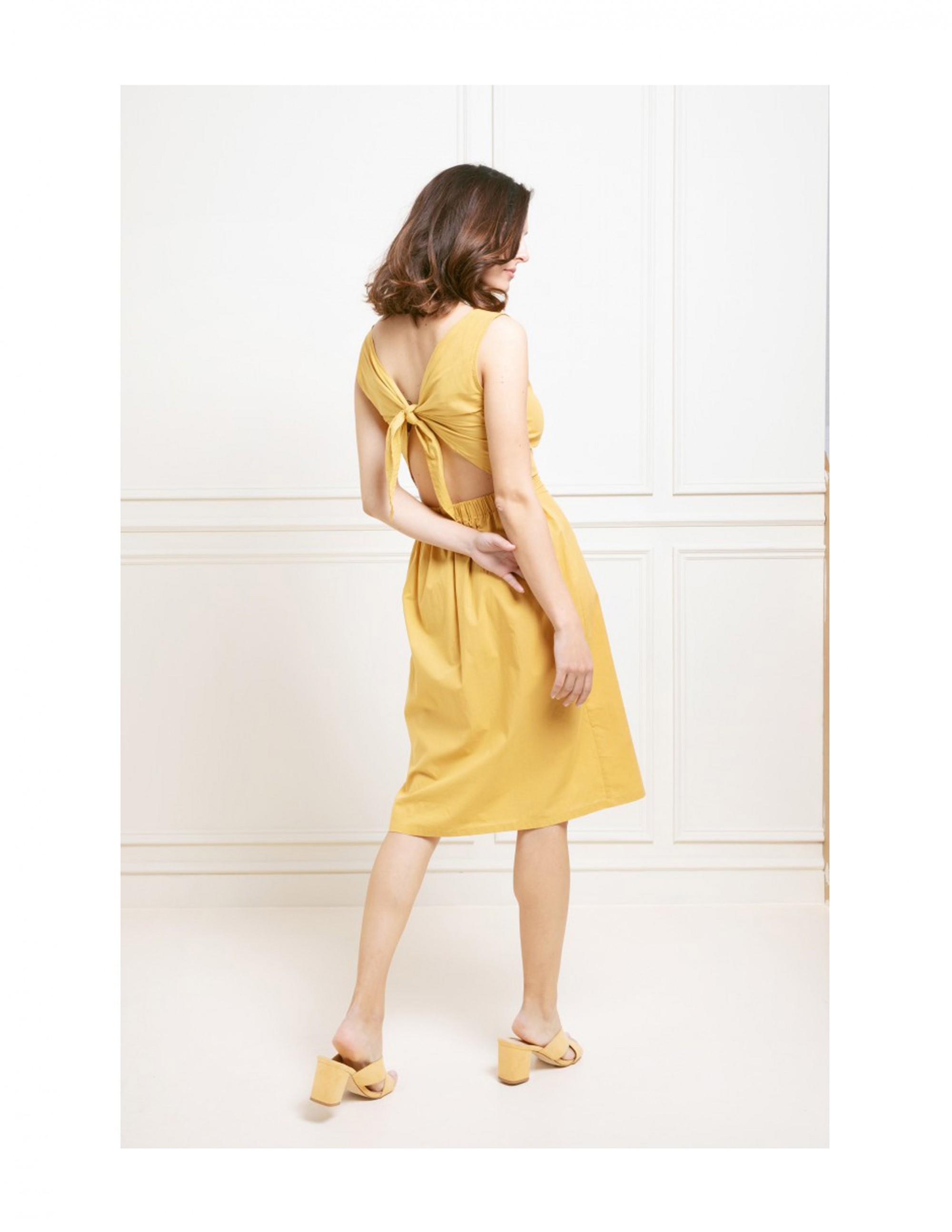 MILOS Dress - SUNRISE