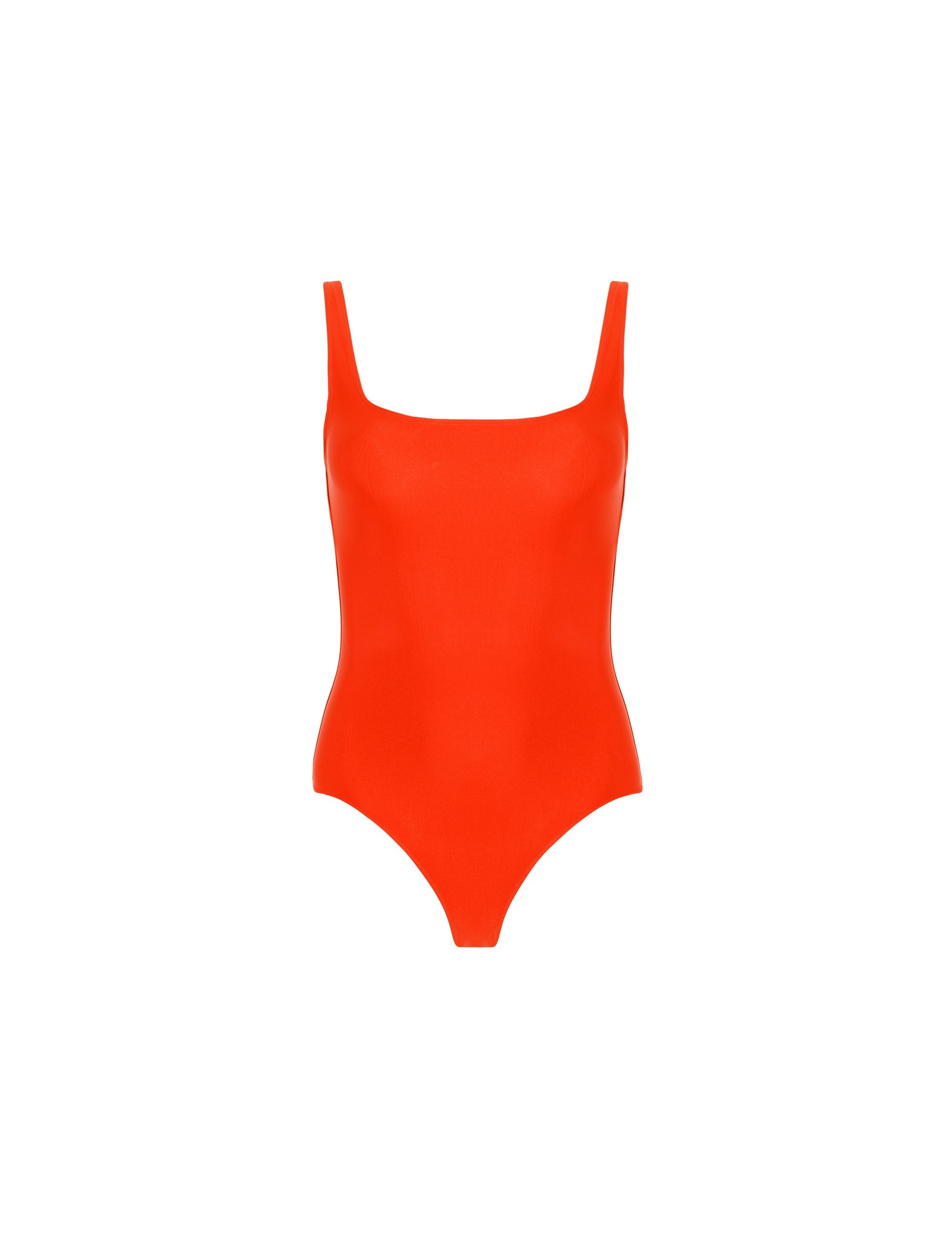 VIK Sporty swimsuit - CHARACTER RED